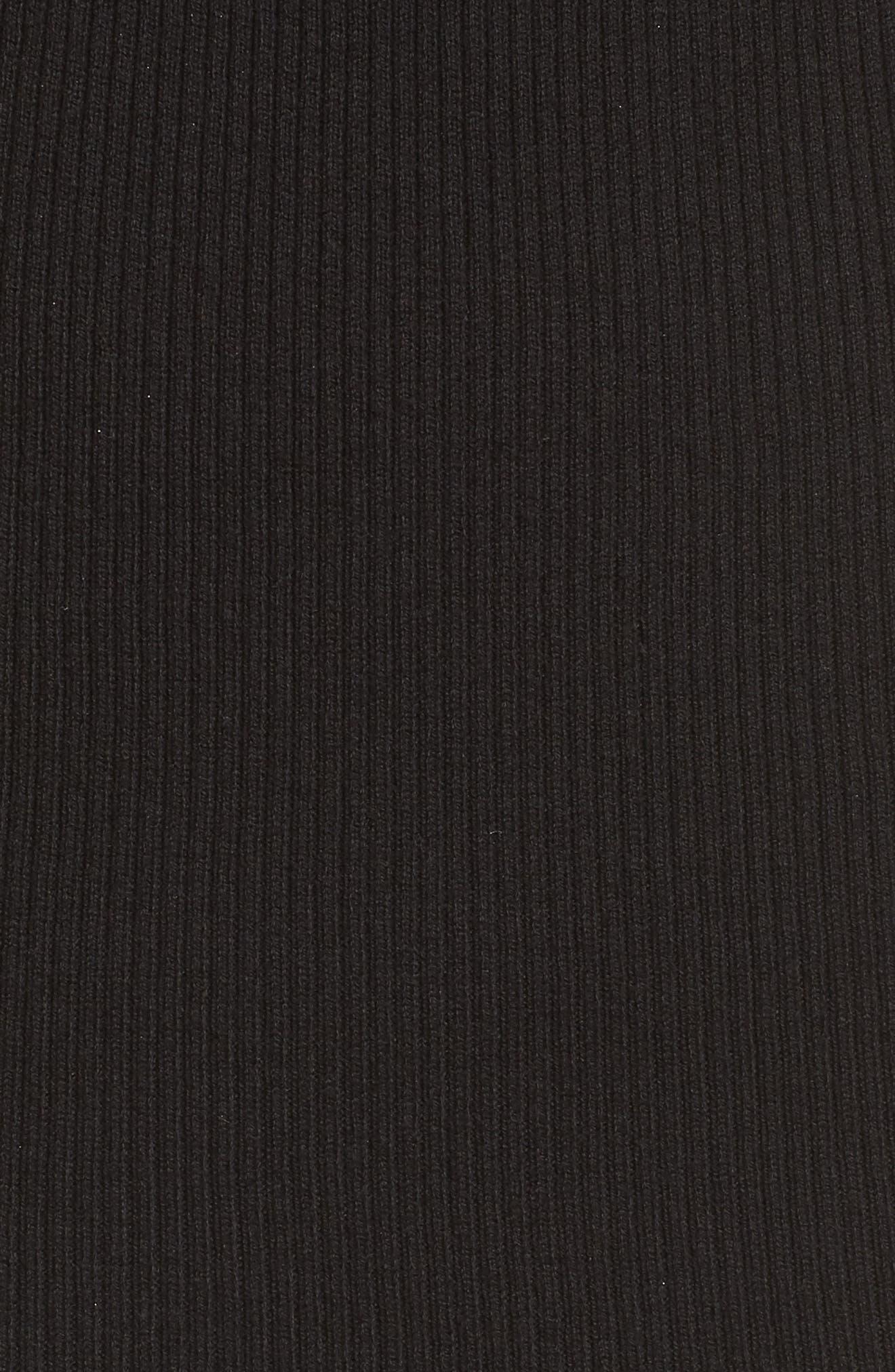 Slipdress with Shrug Sweater,                             Alternate thumbnail 5, color,