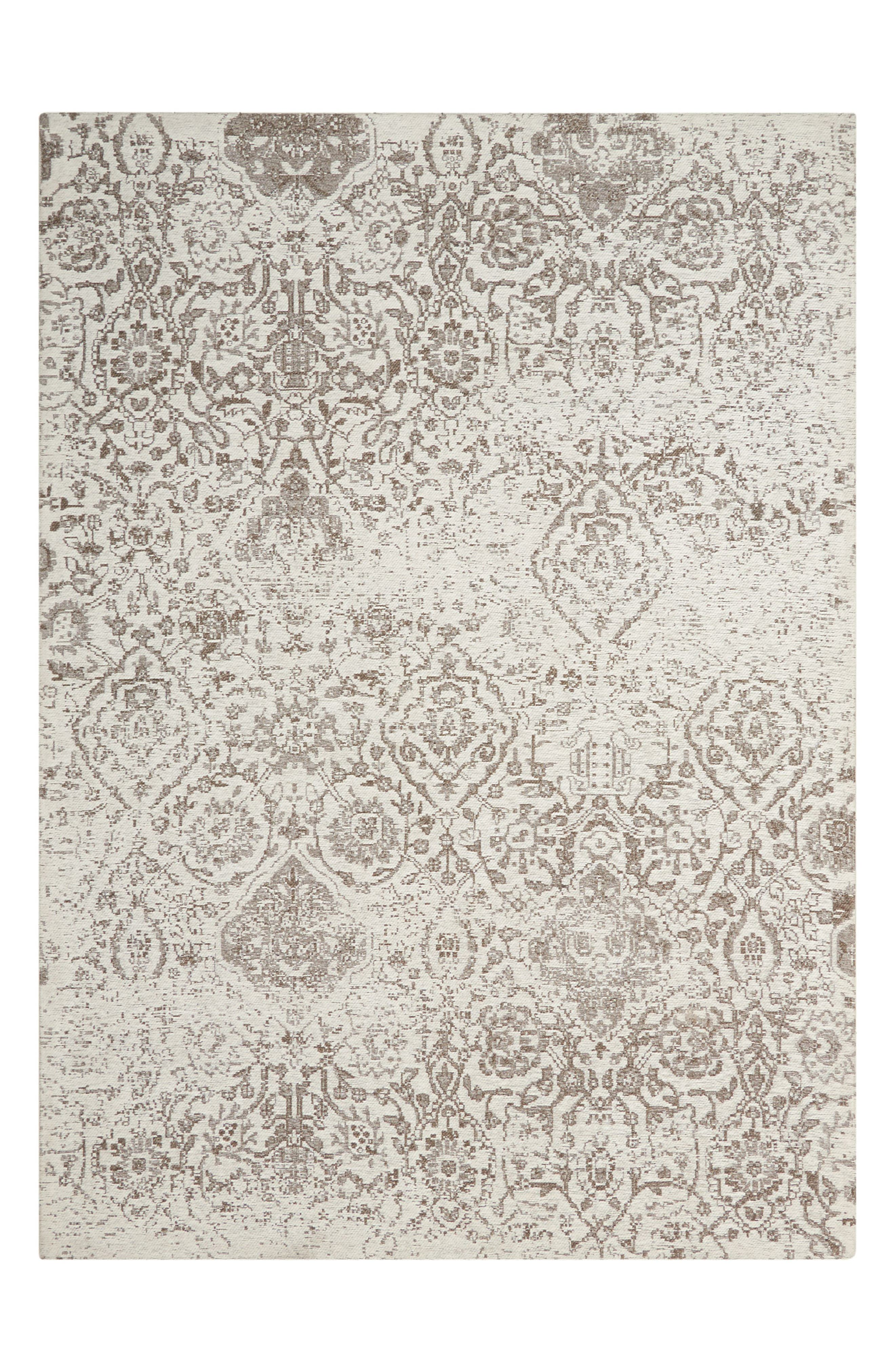 Damask Rug,                             Main thumbnail 1, color,                             020