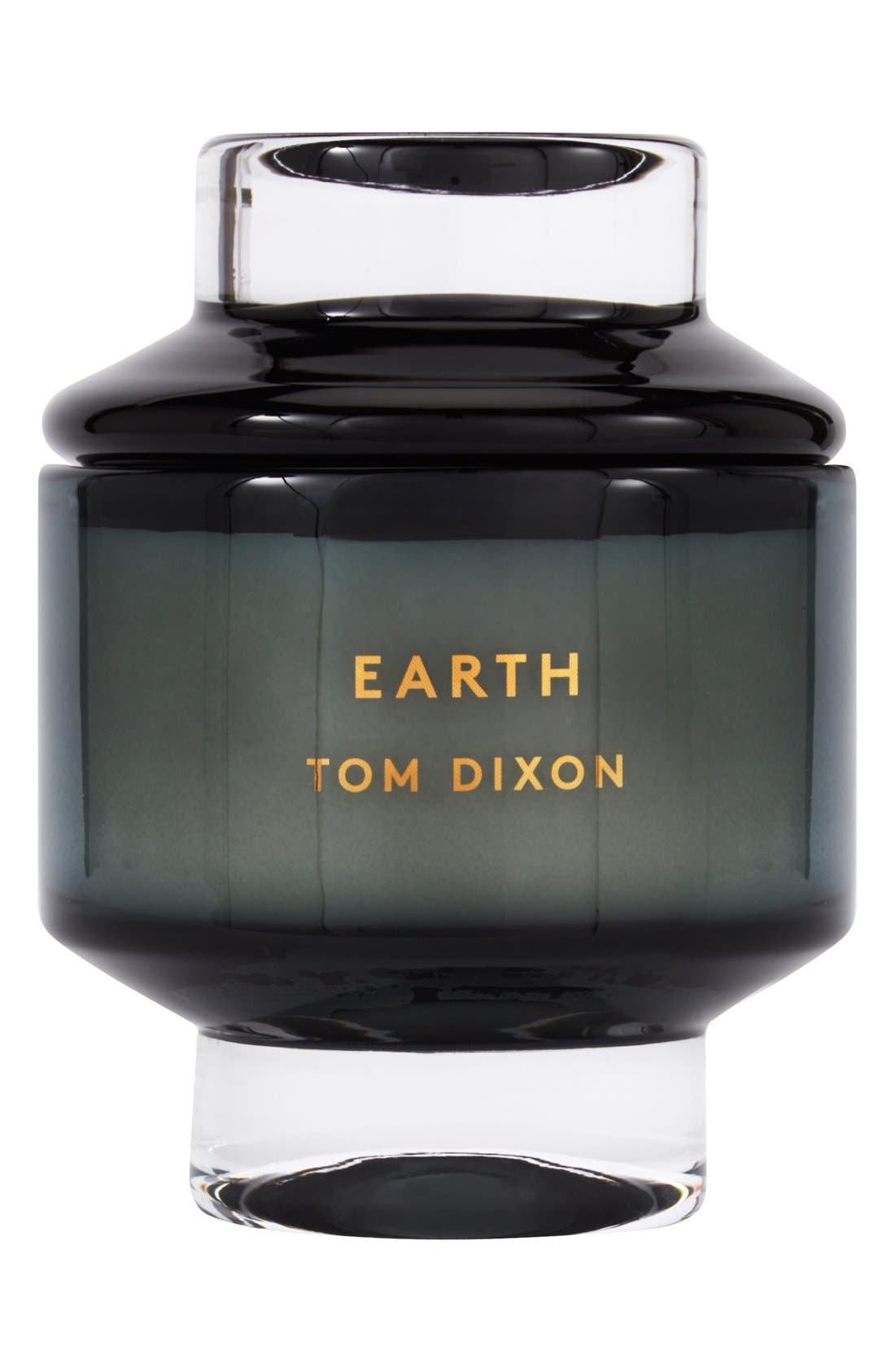 'Earth' Candle,                             Main thumbnail 1, color,                             000
