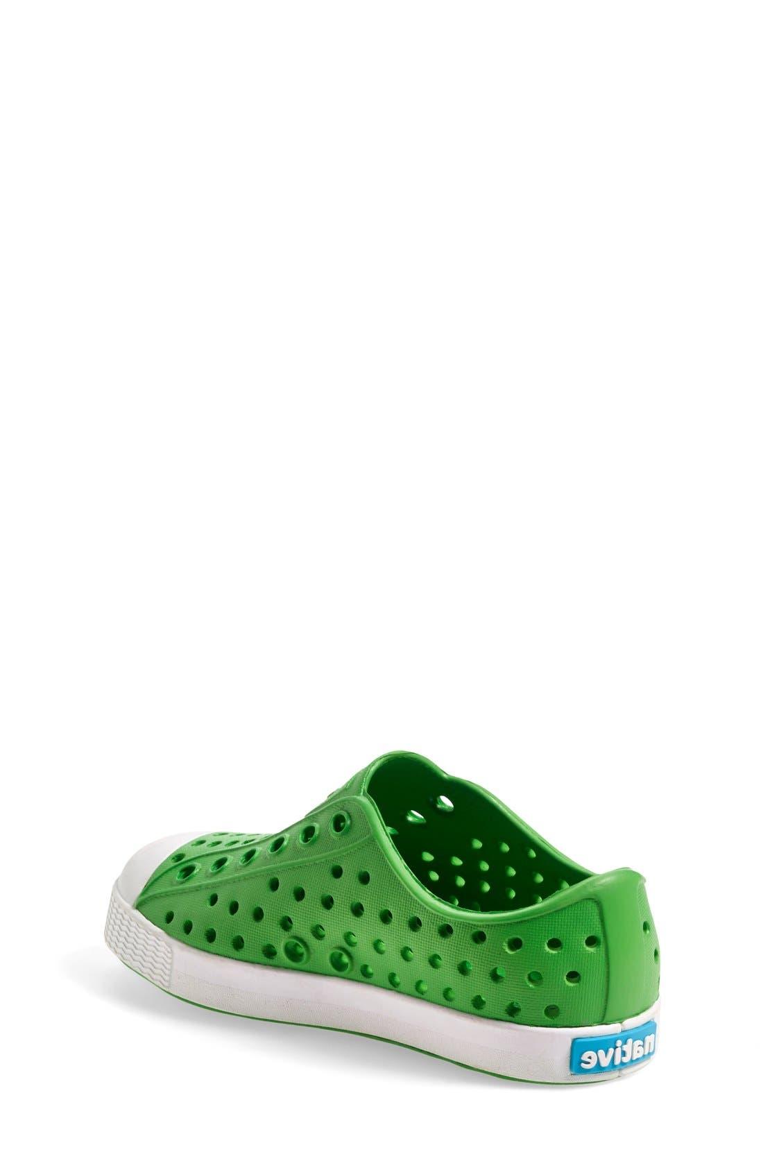 'Jefferson' Water Friendly Slip-On Sneaker,                             Alternate thumbnail 95, color,