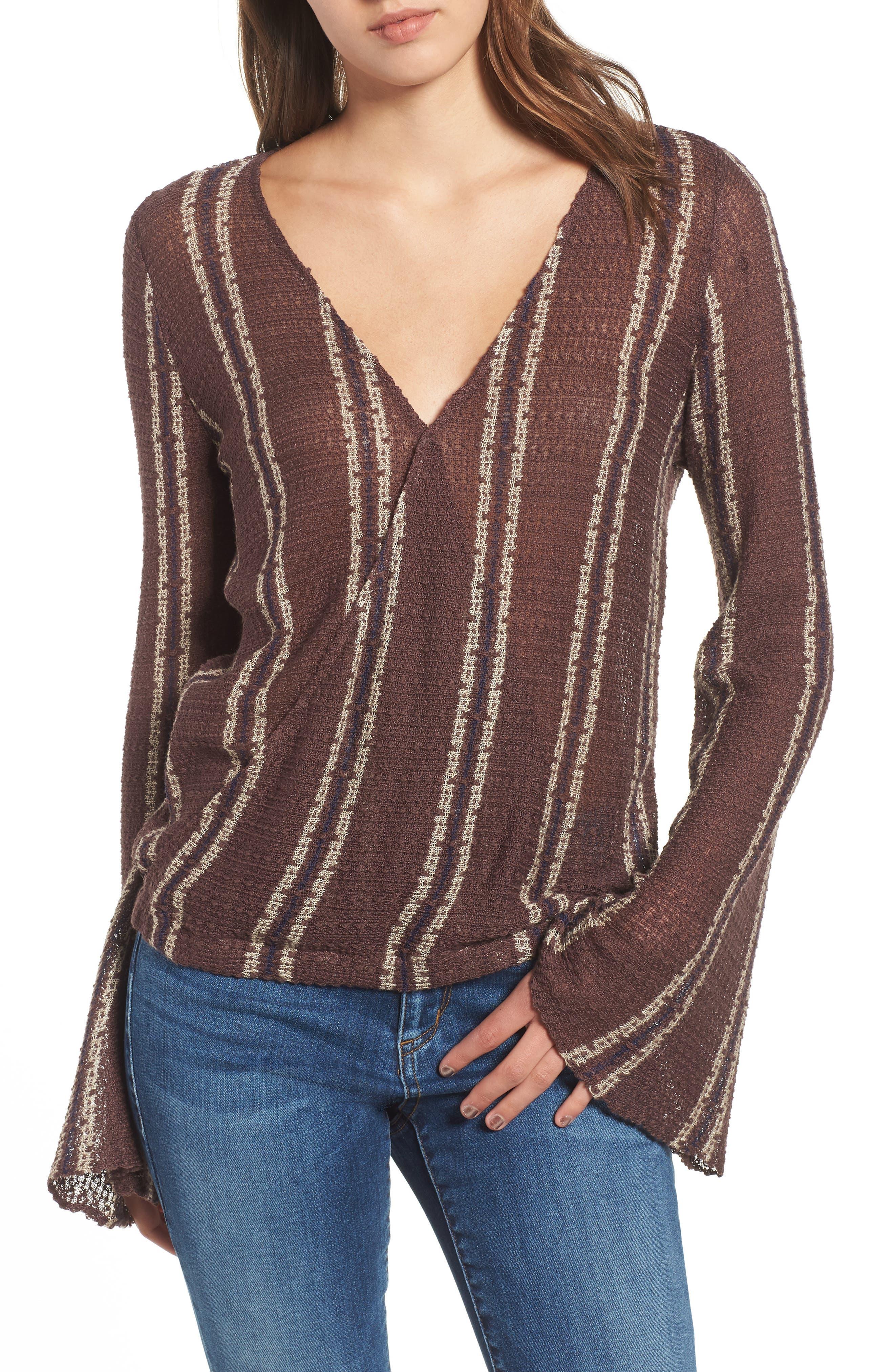 Sims Stripe Sweater,                             Main thumbnail 2, color,