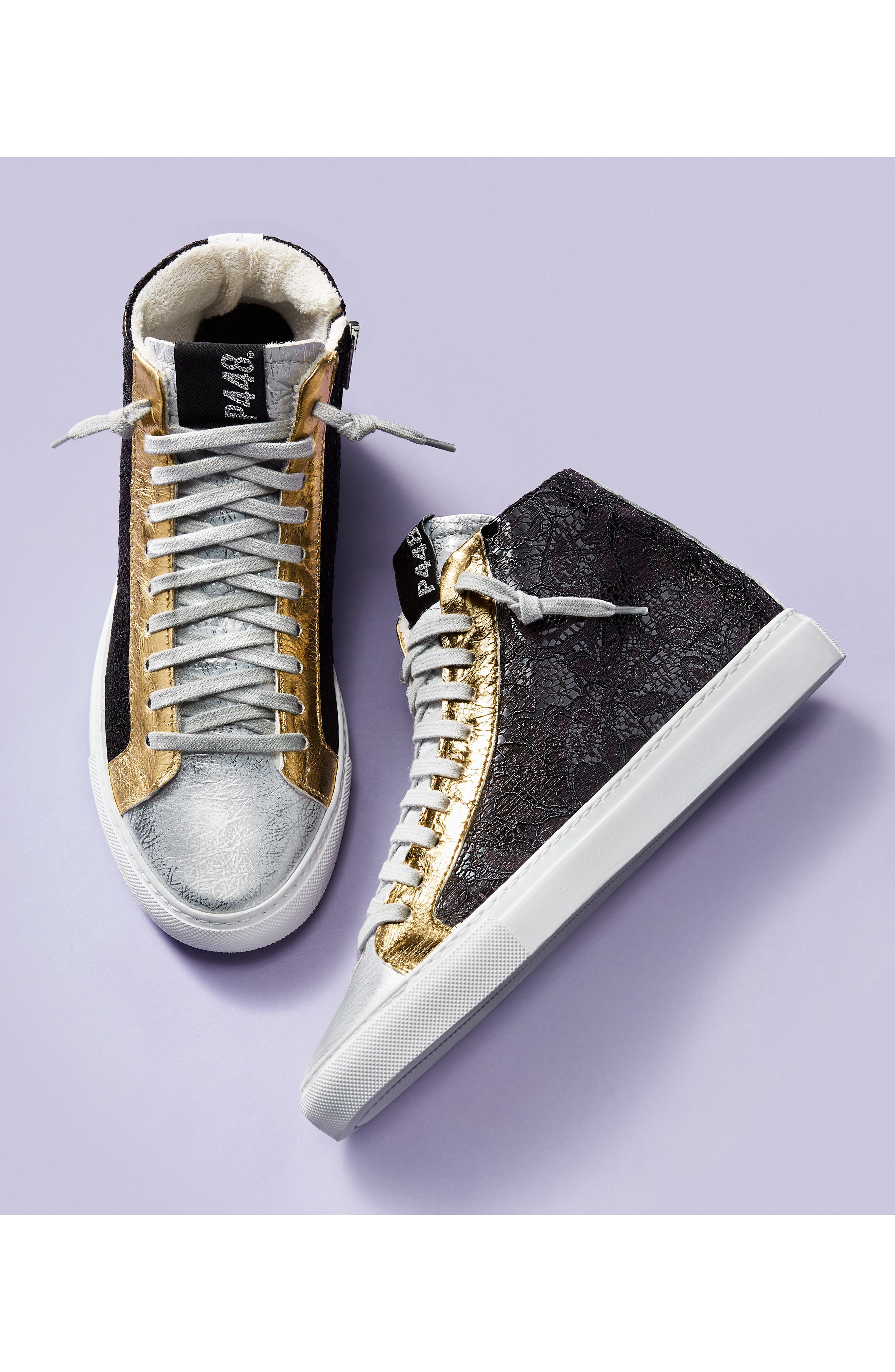 Star 2.0 Sneaker,                             Alternate thumbnail 7, color,                             SILVER LEATHER
