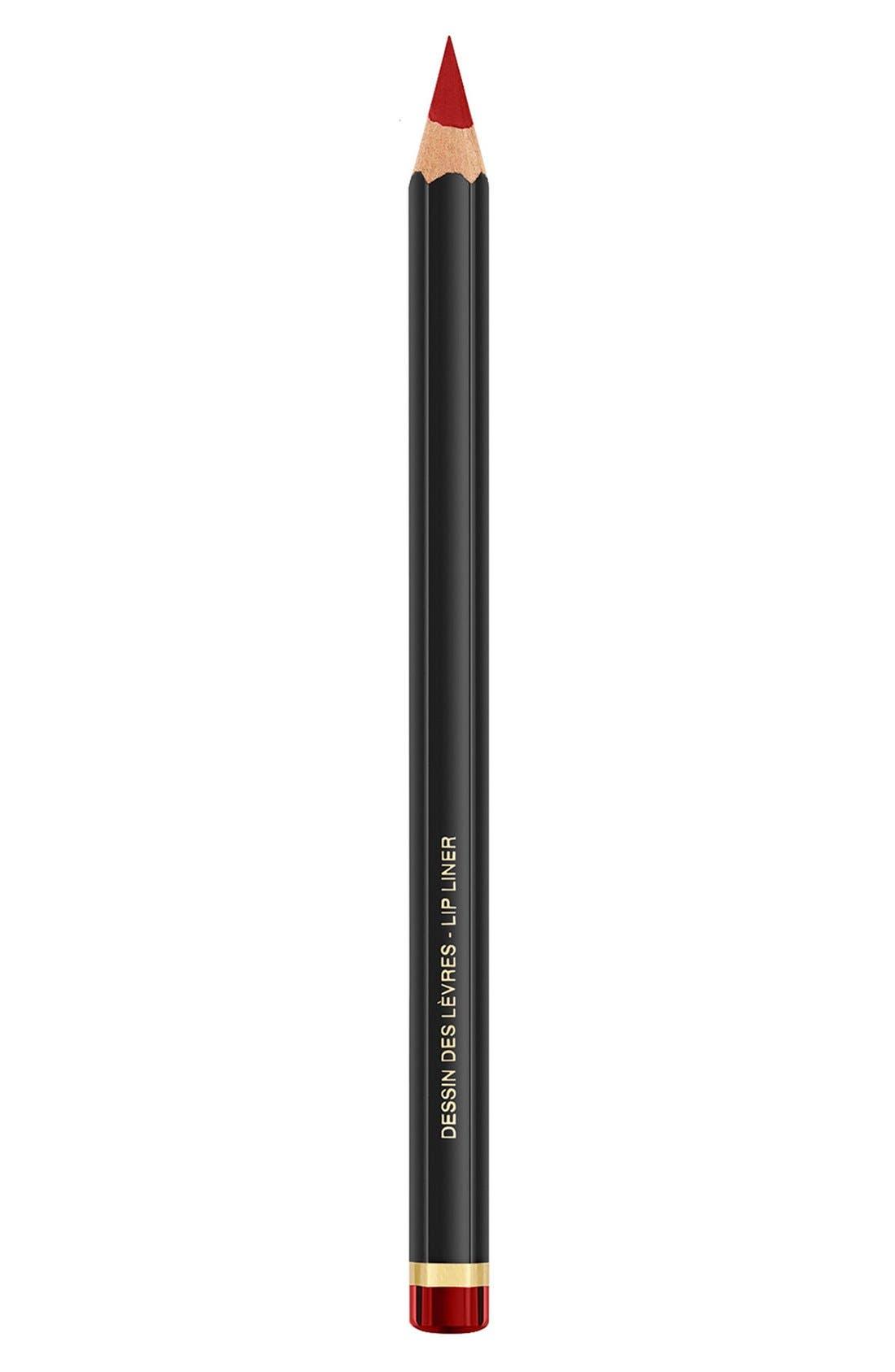 Lip Liner Pencil,                             Main thumbnail 4, color,