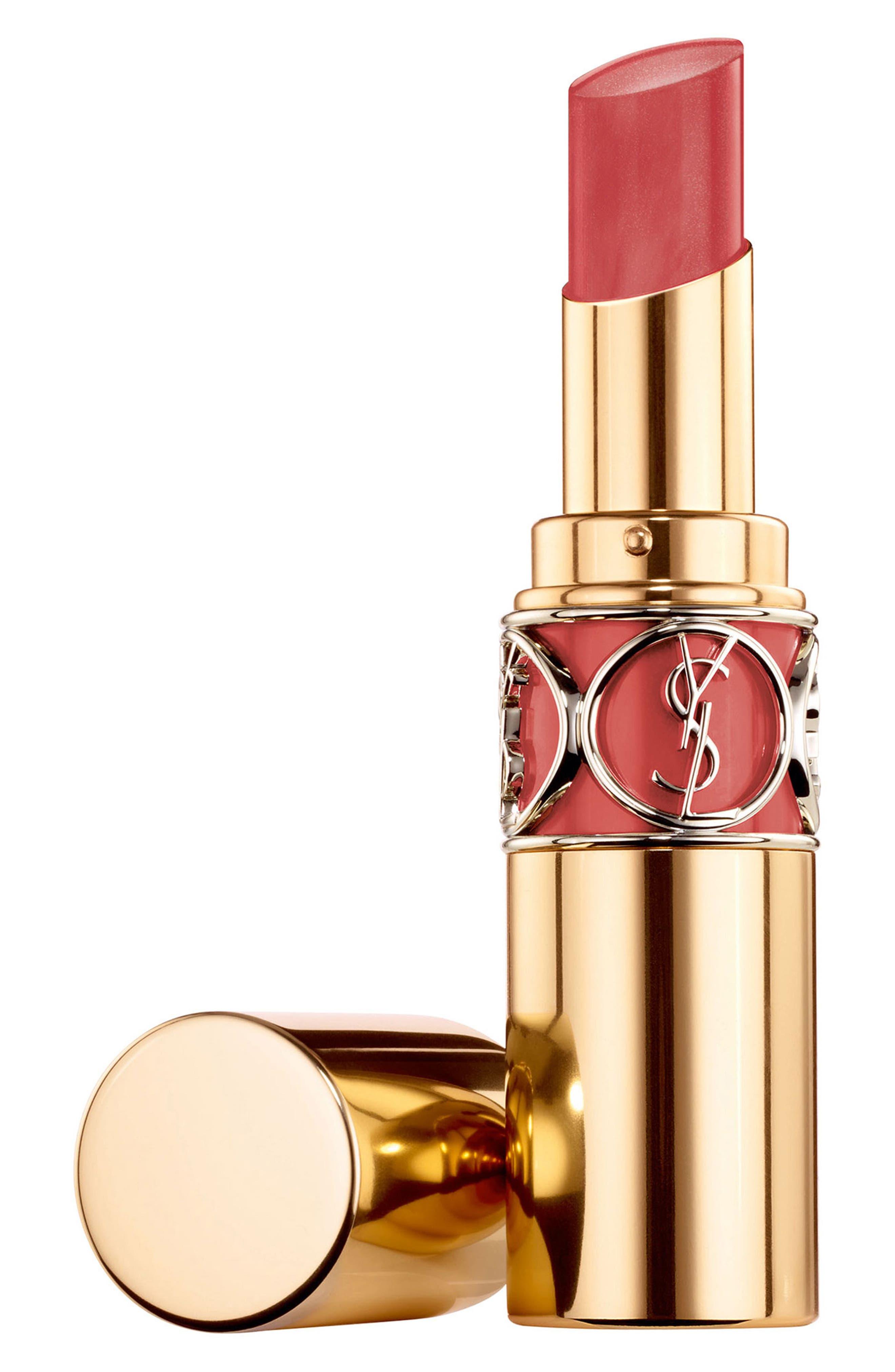 Yves Saint Laurent Rouge Volupte Shine Oil-In-Stick Lipstick - Mauve Cuir