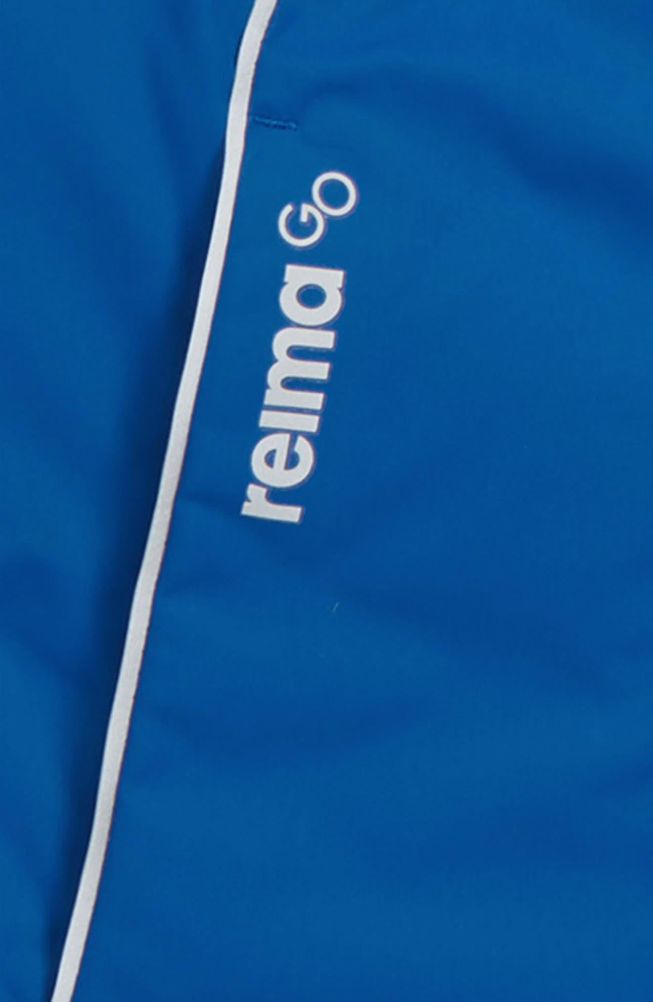 Brisk Reimatec<sup>®</sup> 3-in-1 Windproof & Waterproof Jacket,                             Alternate thumbnail 2, color,                             BLUE