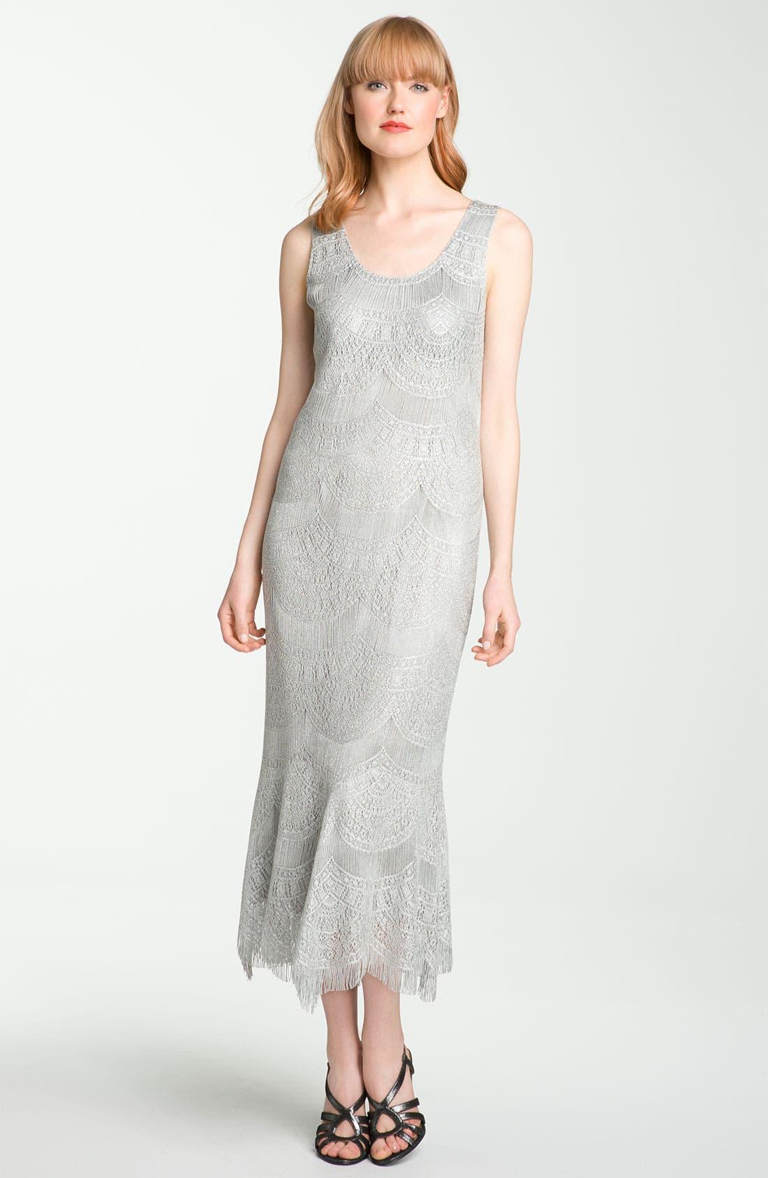 Lace Dress & Jacket,                             Alternate thumbnail 3, color,                             040