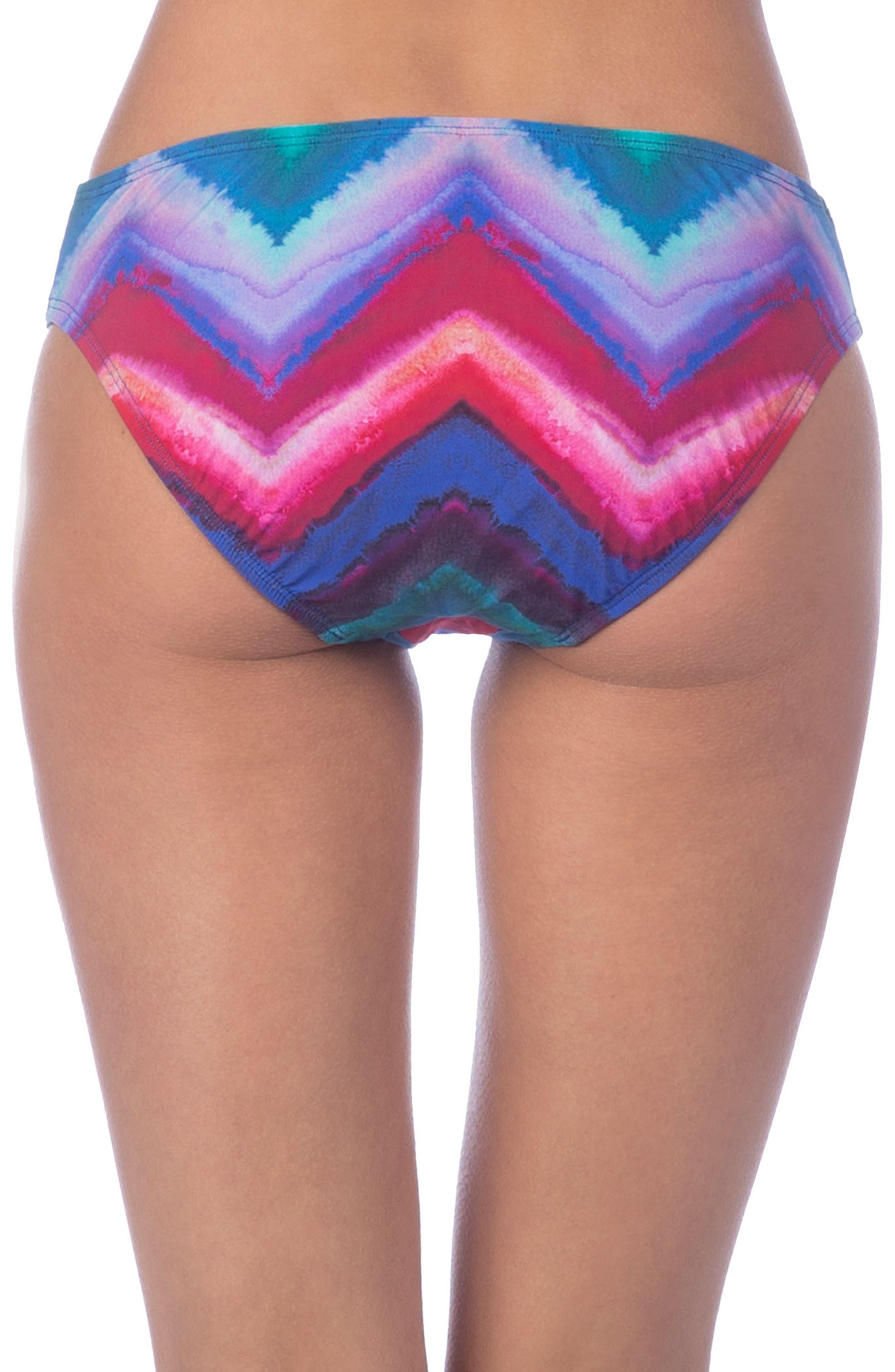 Hidden Gem Hipster Bikini Bottoms,                             Alternate thumbnail 2, color,