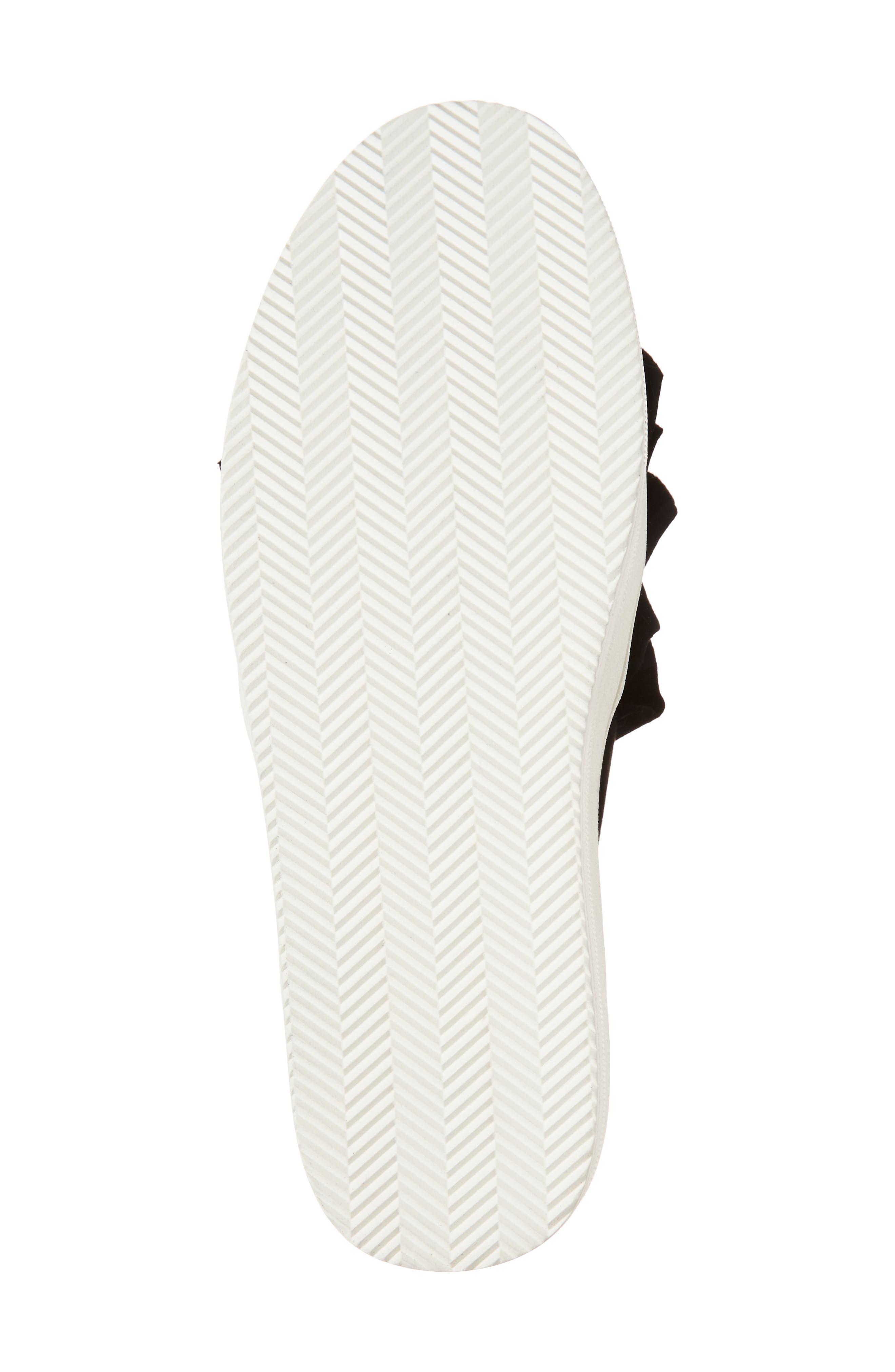 Marian Platform Sneaker,                             Alternate thumbnail 6, color,                             001