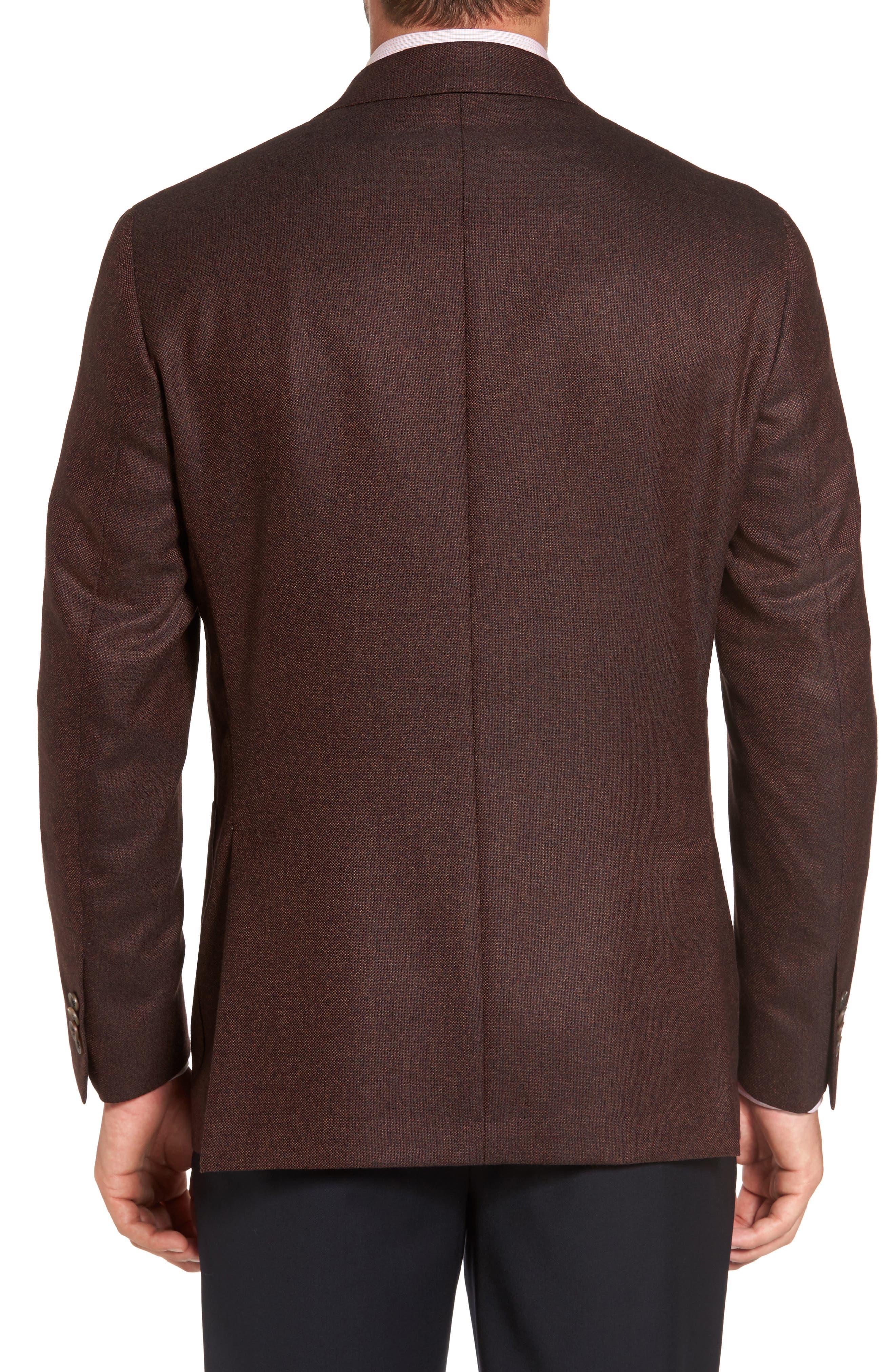 Aiden Classic Fit Wool Sport Coat,                             Alternate thumbnail 2, color,                             252