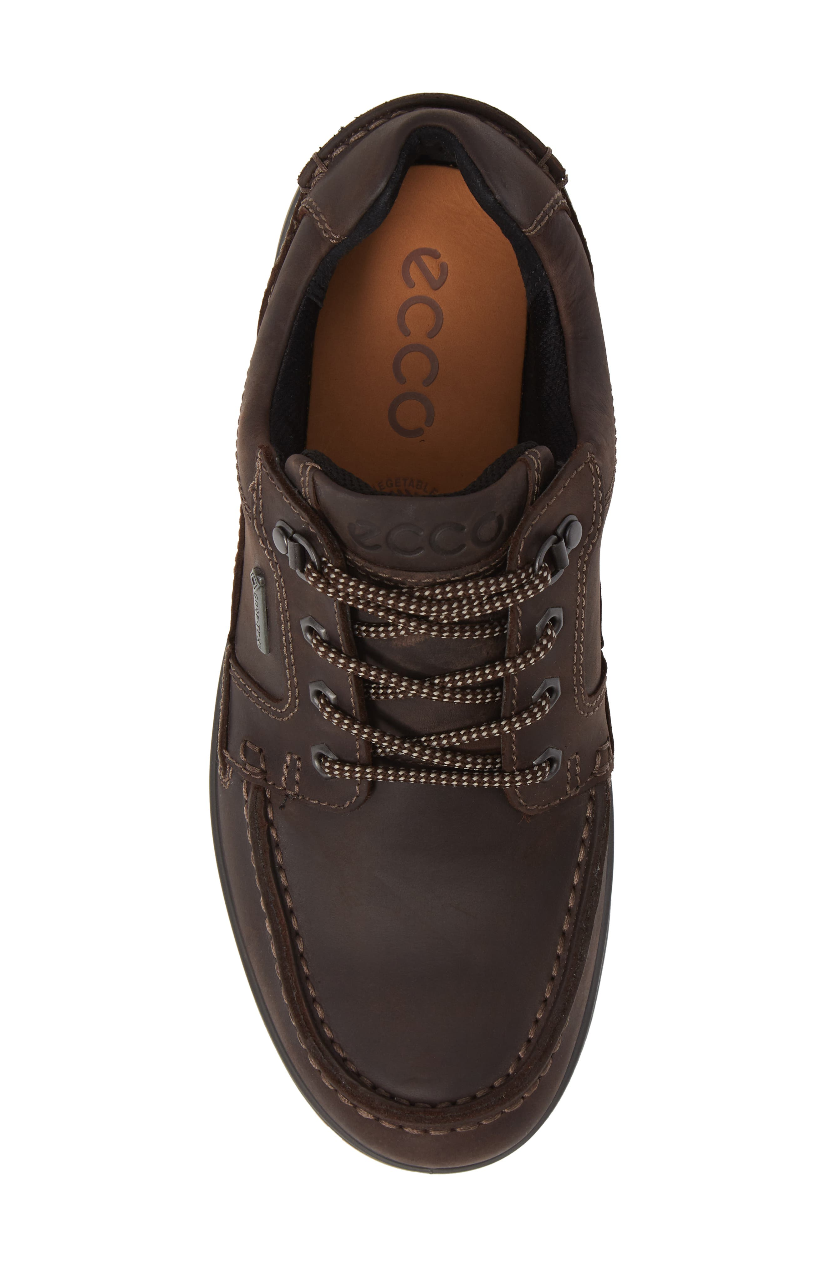 Rugged Track Low Gore-Tex<sup>®</sup> Oxford,                             Alternate thumbnail 5, color,                             MOCHA LEATHER