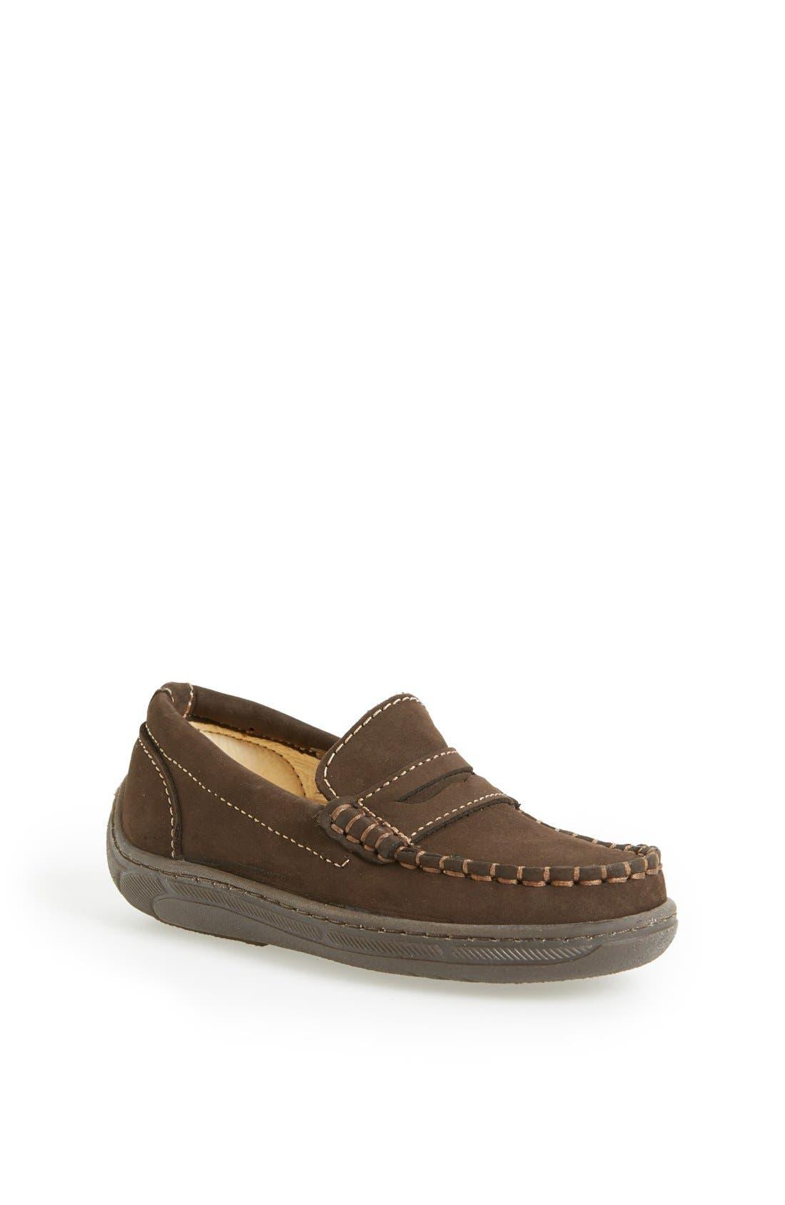 PRIMIGI 'Choate' Slip-On Loafer, Main, color, 210
