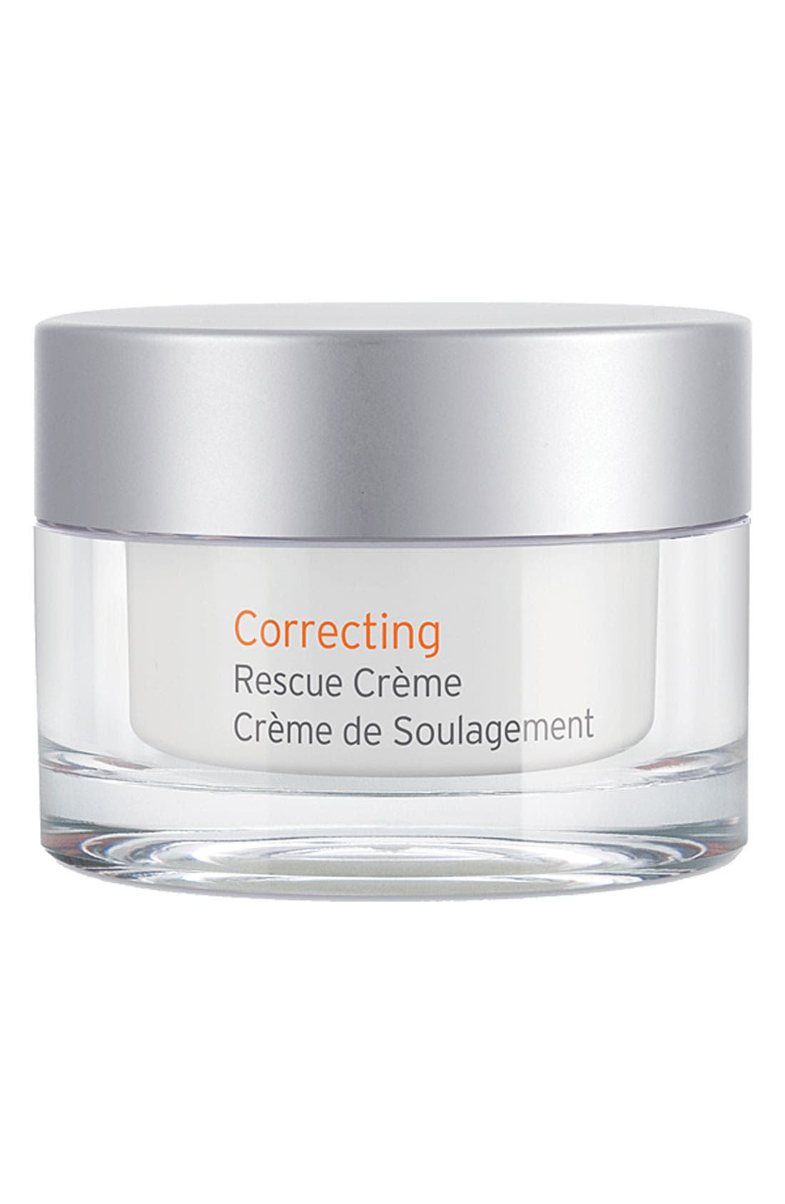 Correcting Rescue Crème,                             Main thumbnail 1, color,                             000