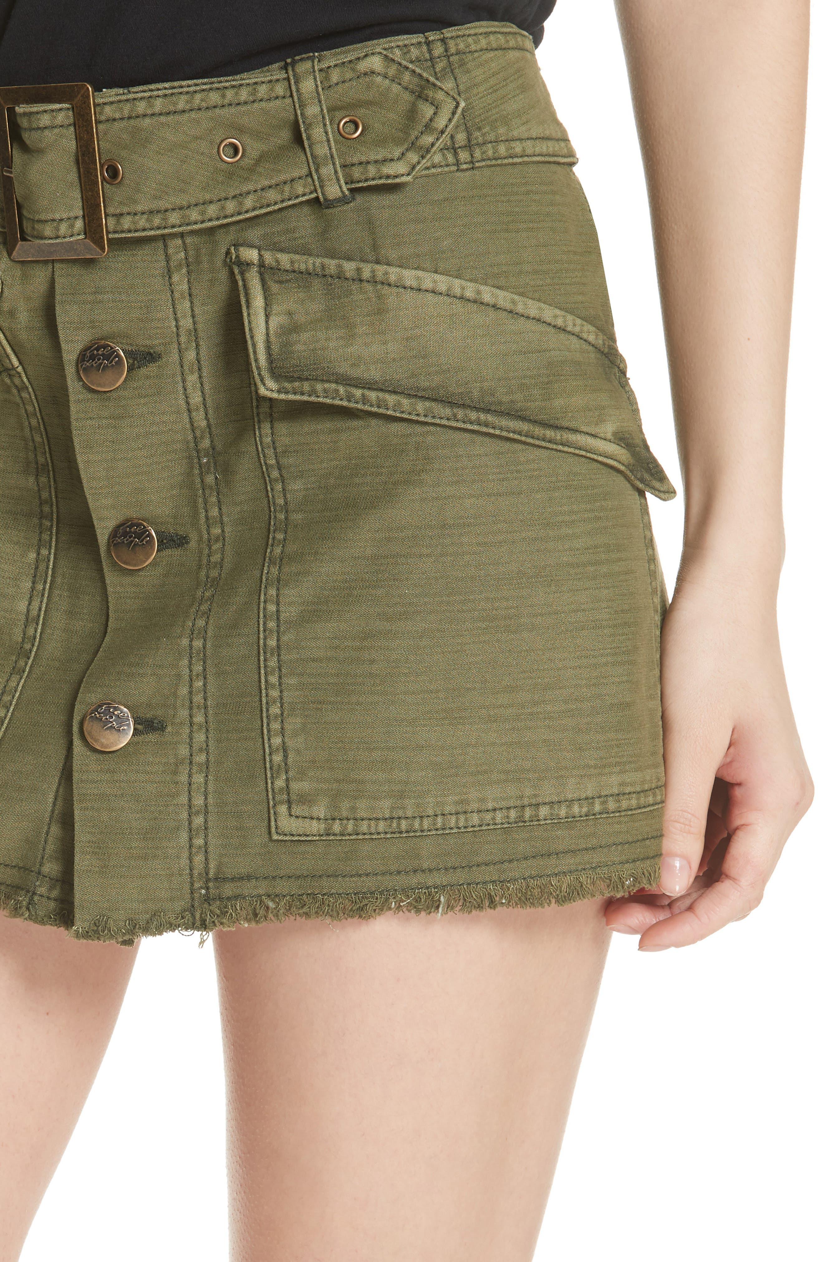 Hangin' On Tight Miniskirt,                             Alternate thumbnail 8, color,