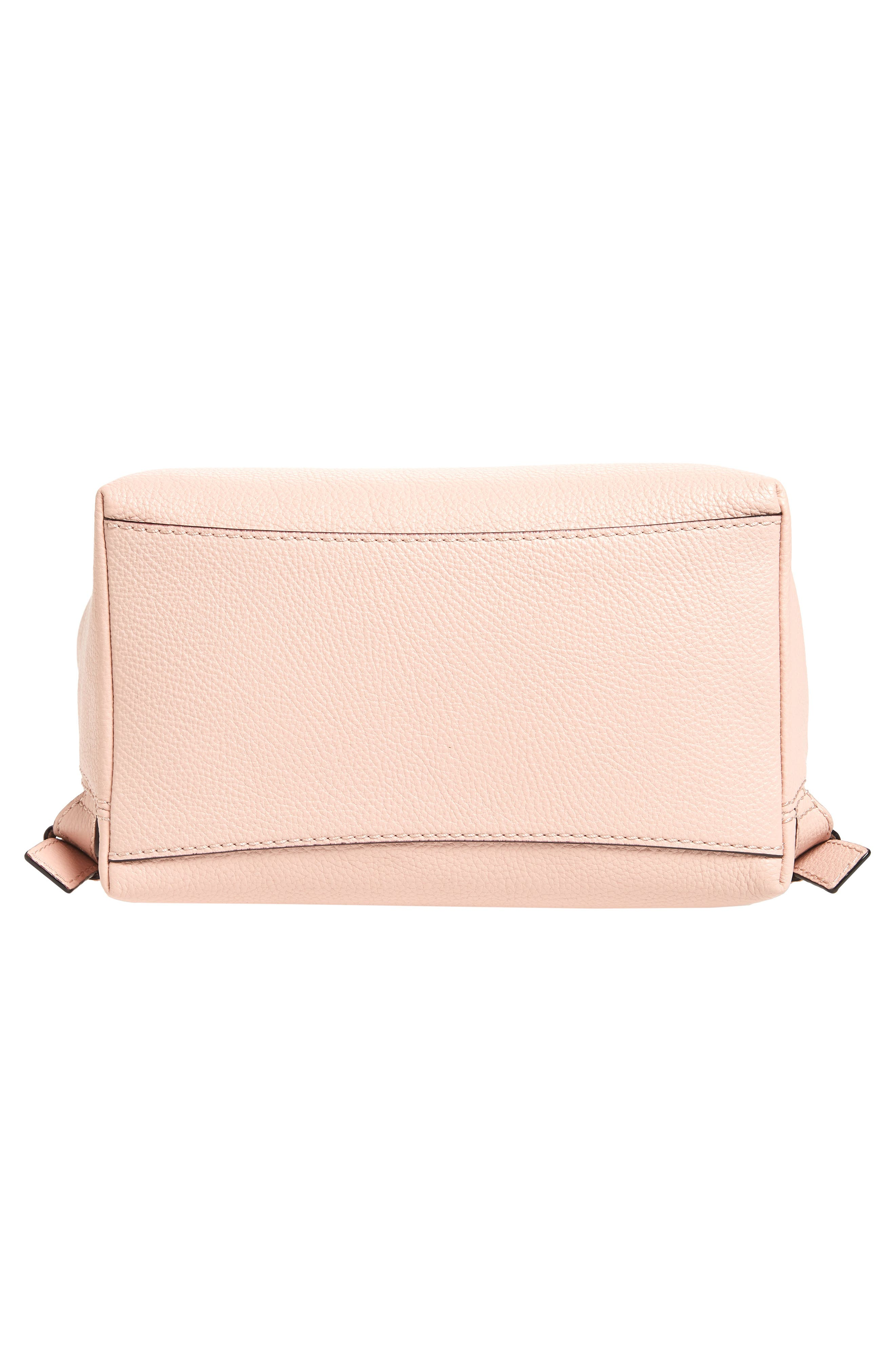 kingston drive - simona leather backpack,                             Alternate thumbnail 12, color,