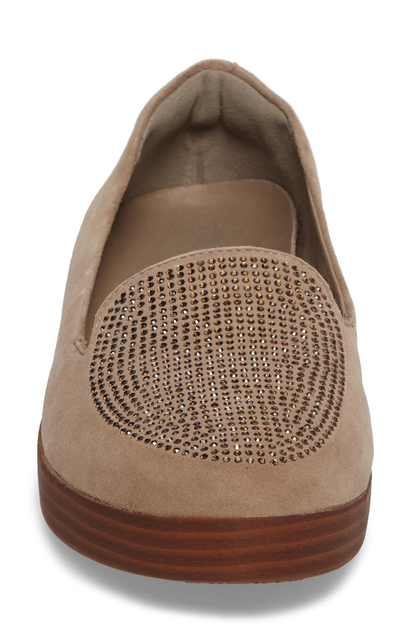 Sparkly Sneakerloafer Slip-On,                             Alternate thumbnail 8, color,