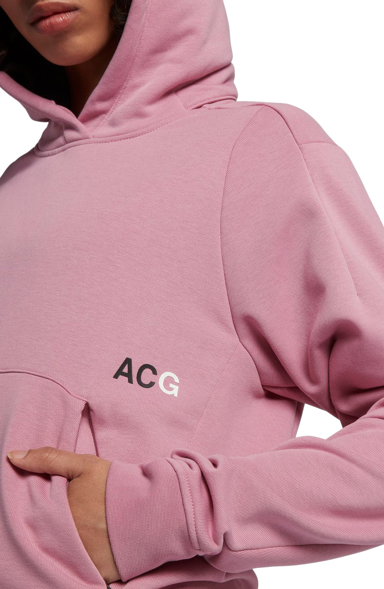 NikeLab ACG Women's Pullover Hoodie,                             Alternate thumbnail 12, color,