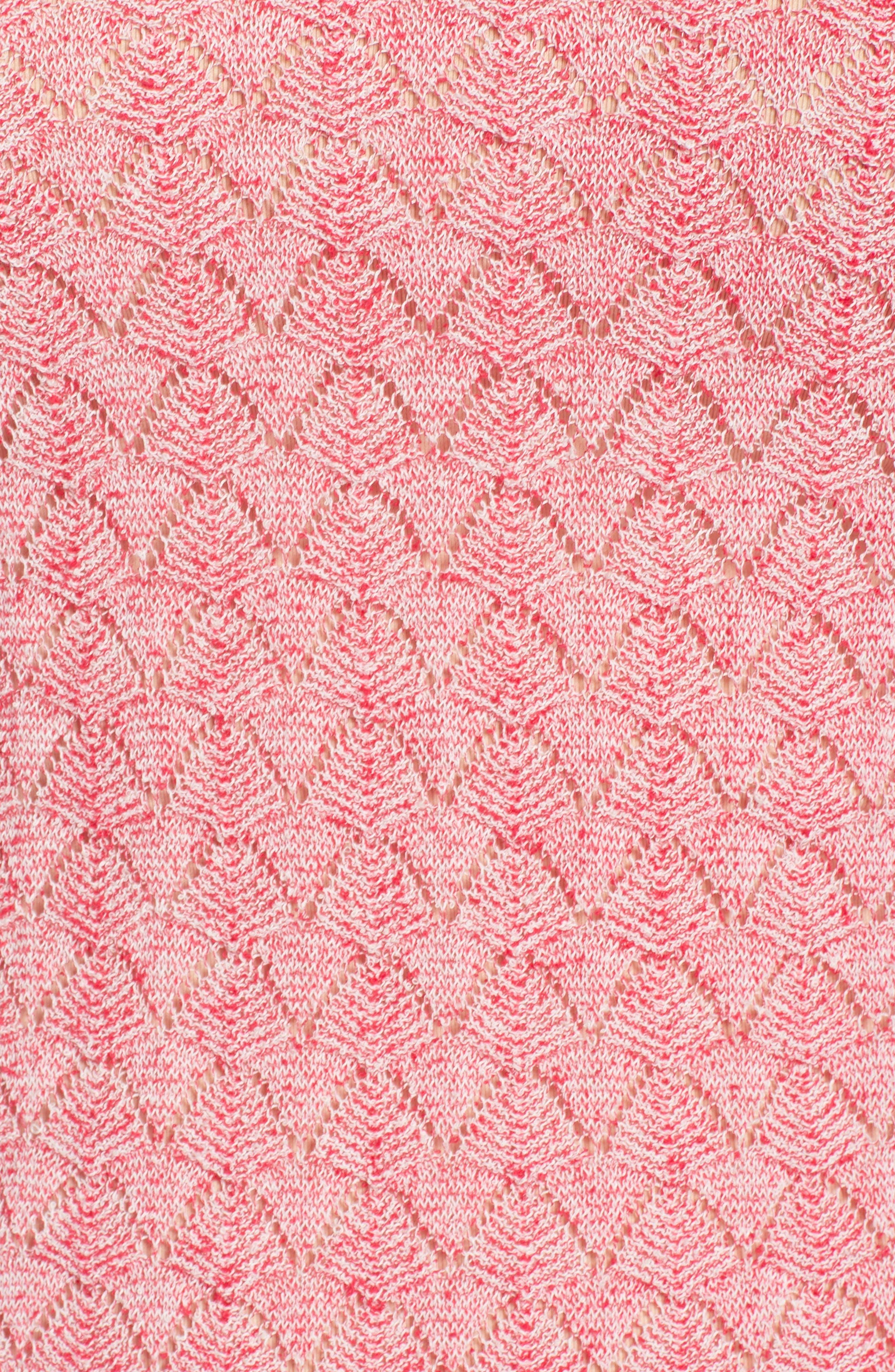 BOSS,                             Basket Weave Sweater,                             Alternate thumbnail 6, color,                             675
