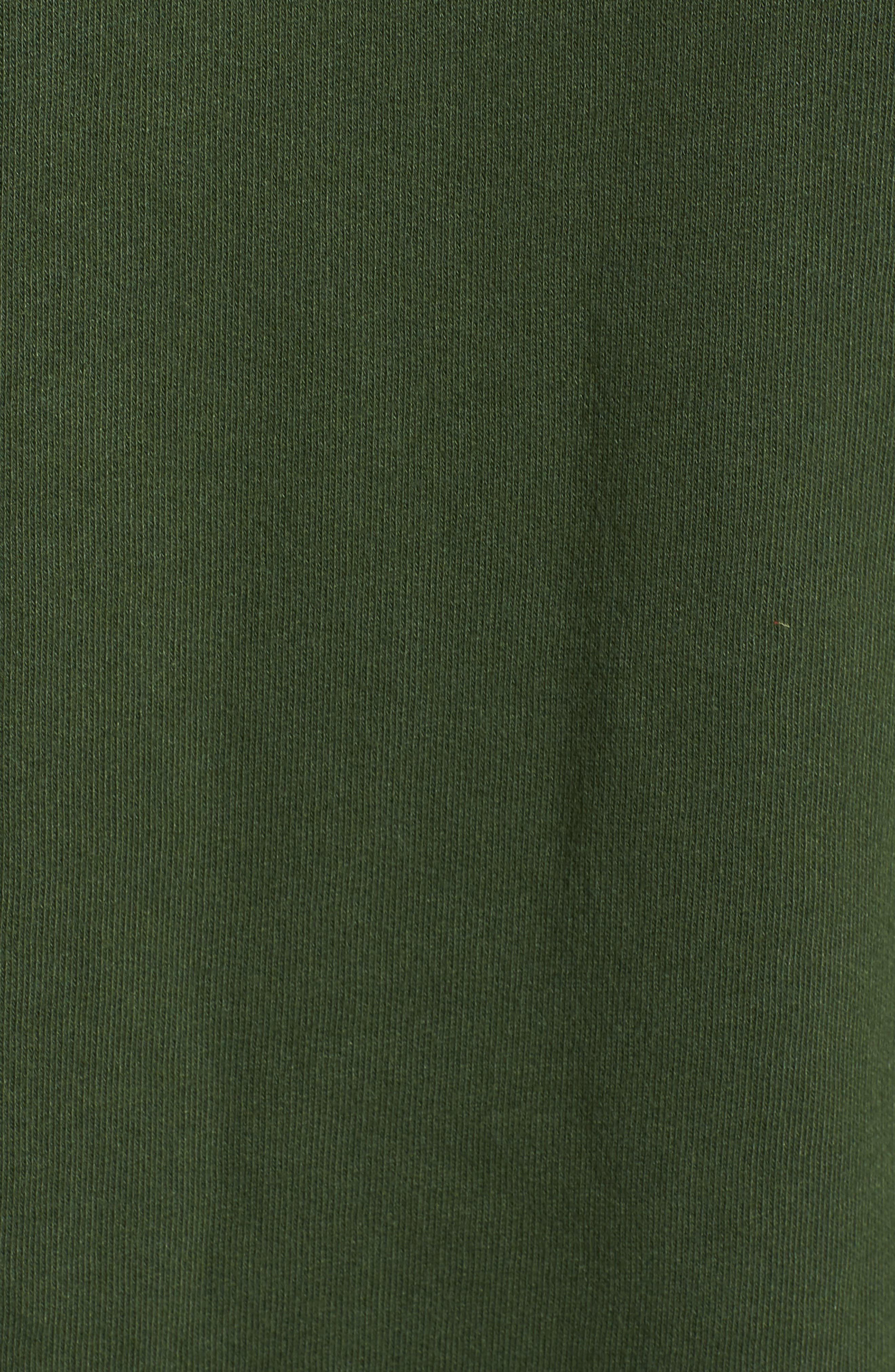 Upper Bis Brode Sweatshirt,                             Alternate thumbnail 6, color,                             340
