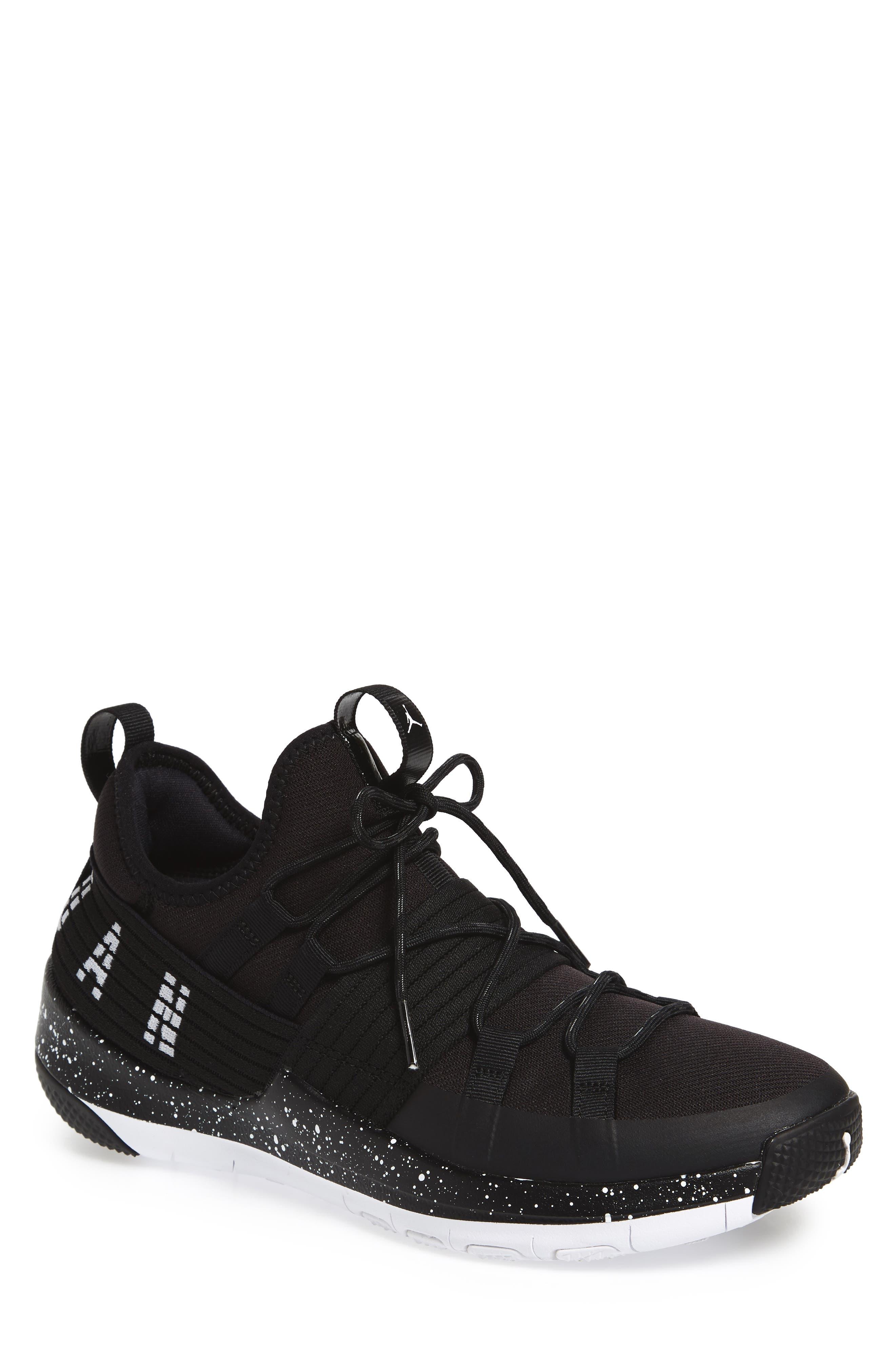 Jordan Trainer Pro Training Shoe,                             Main thumbnail 1, color,                             010