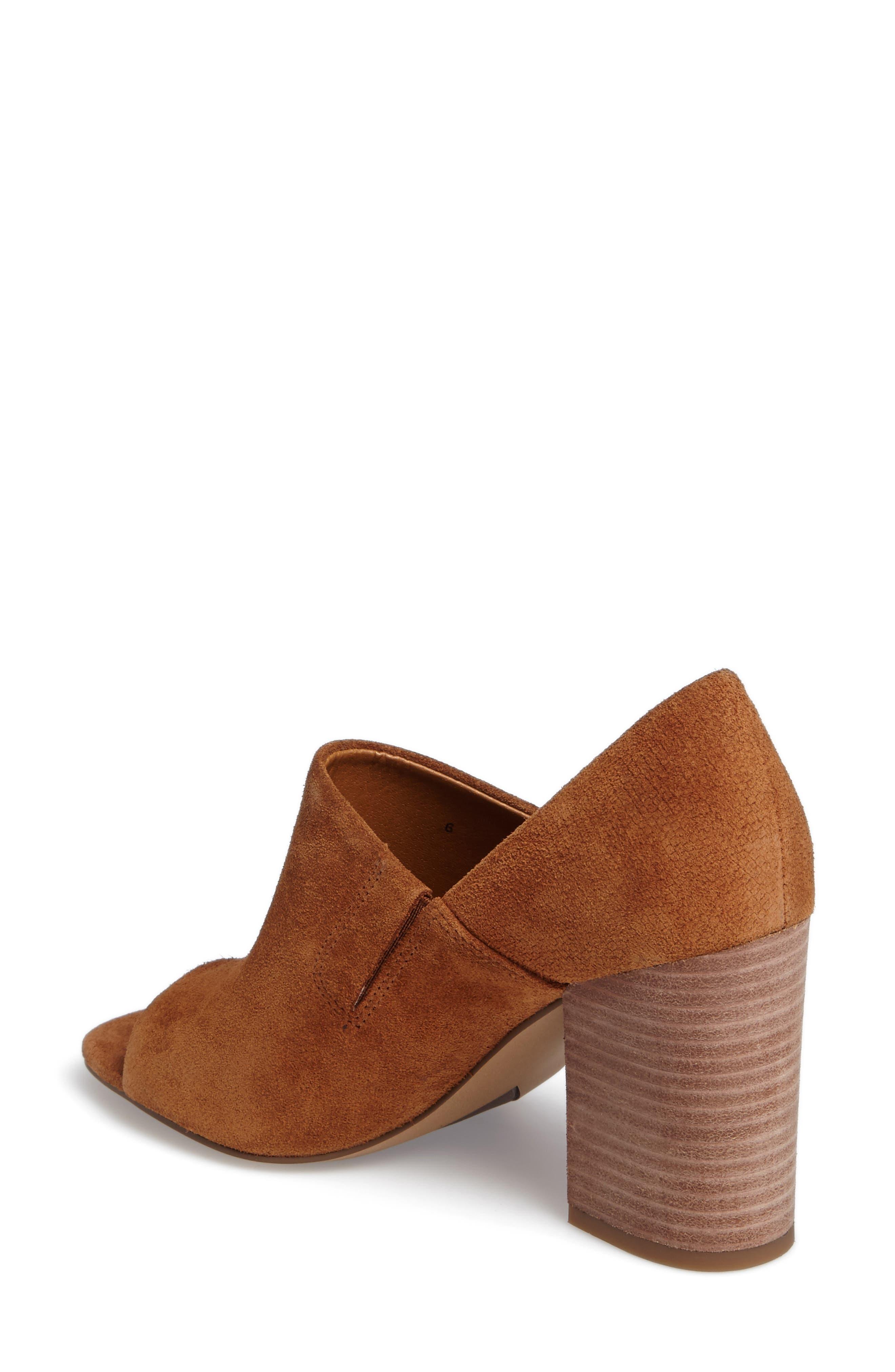 Ellison Block Heel Sandal,                             Alternate thumbnail 5, color,