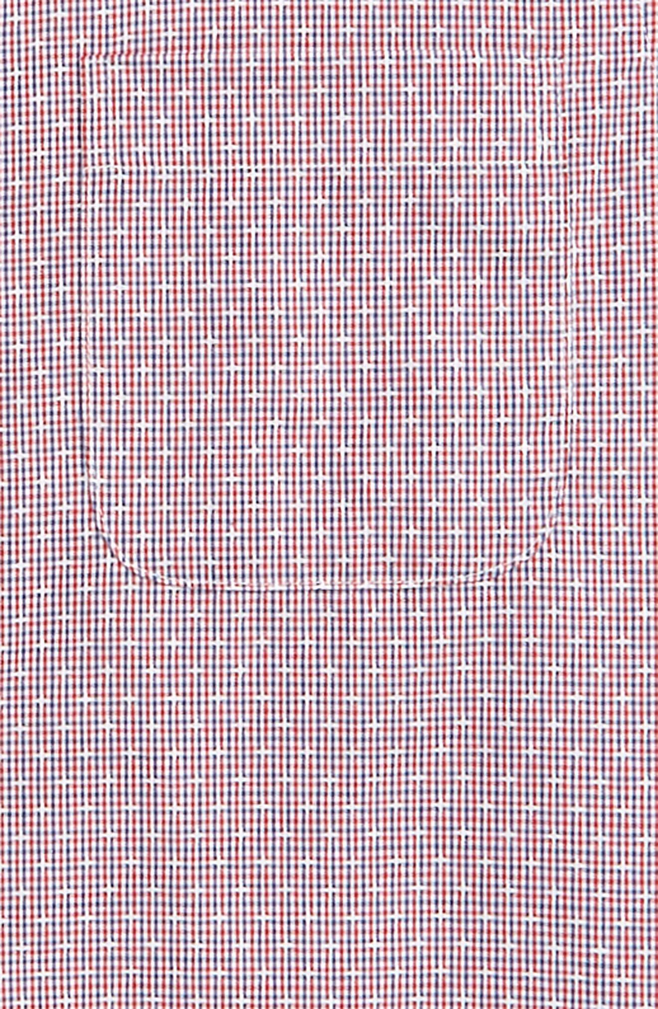 Check Dress Shirt,                             Alternate thumbnail 2, color,                             601