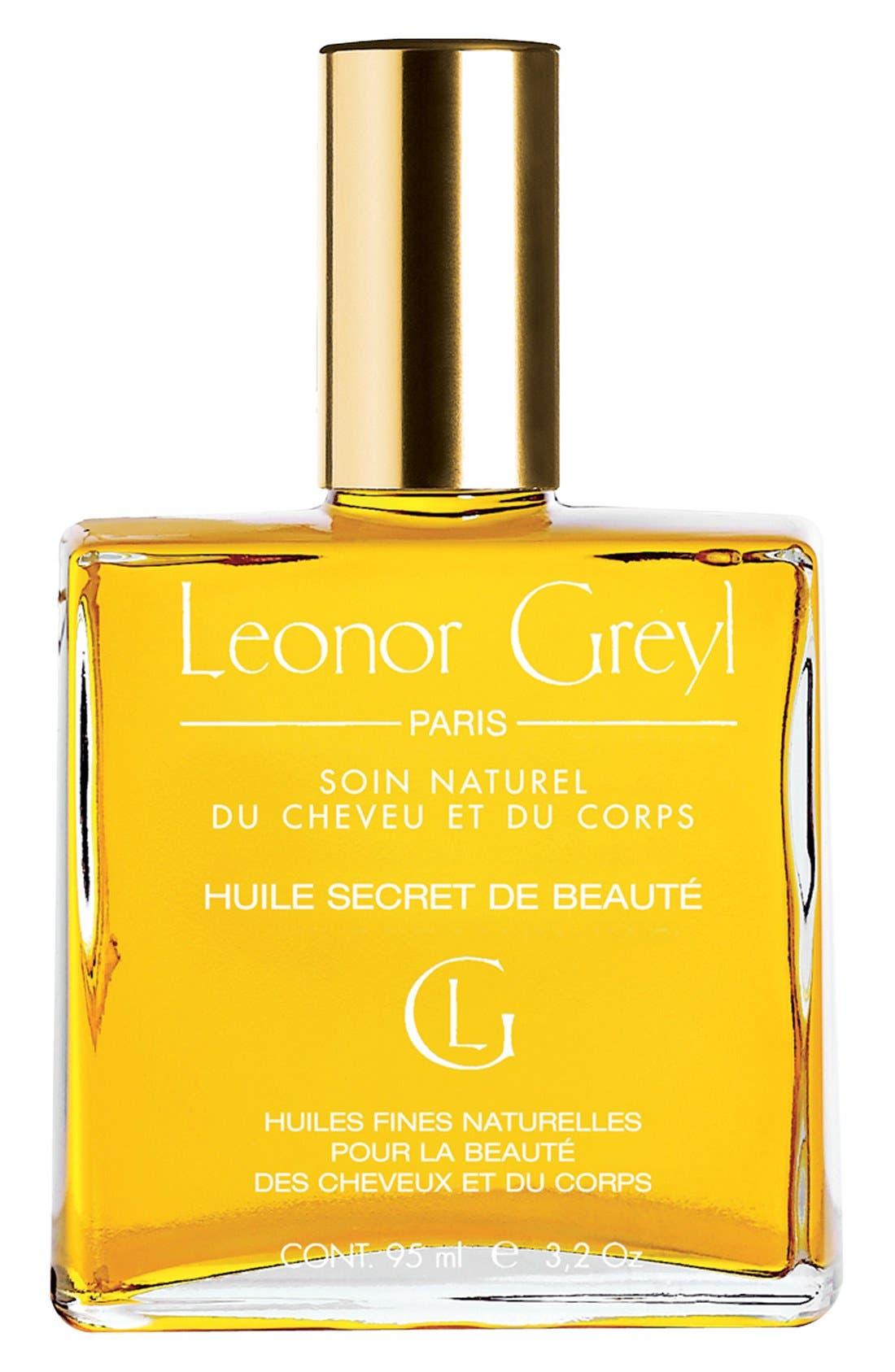 'Huile Secret de Beauté' Hair & Skin Oil,                             Main thumbnail 1, color,                             NO COLOR