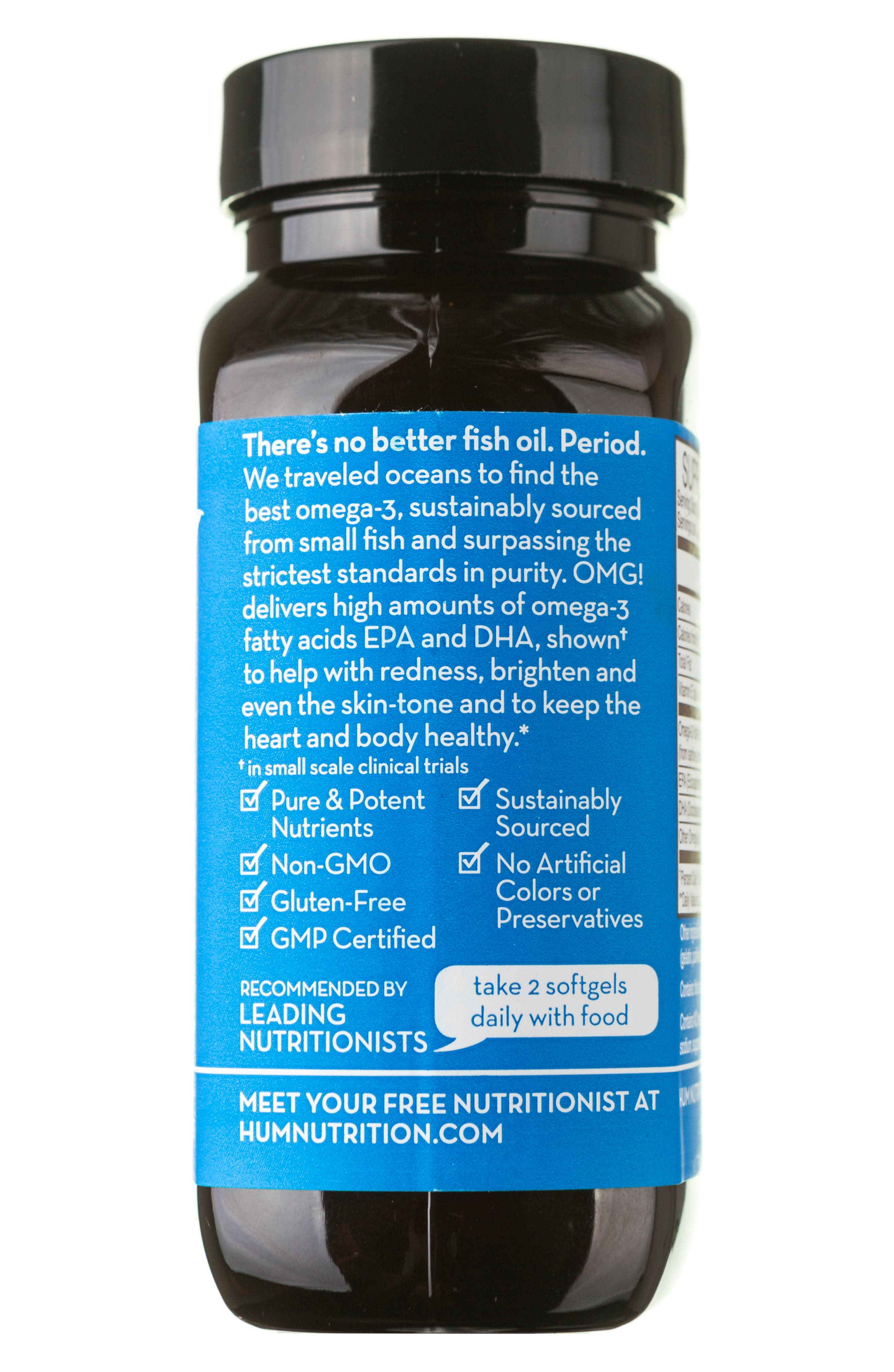 OMG! Omega the Great Fish Oil Supplement,                             Alternate thumbnail 6, color,                             NO COLOR