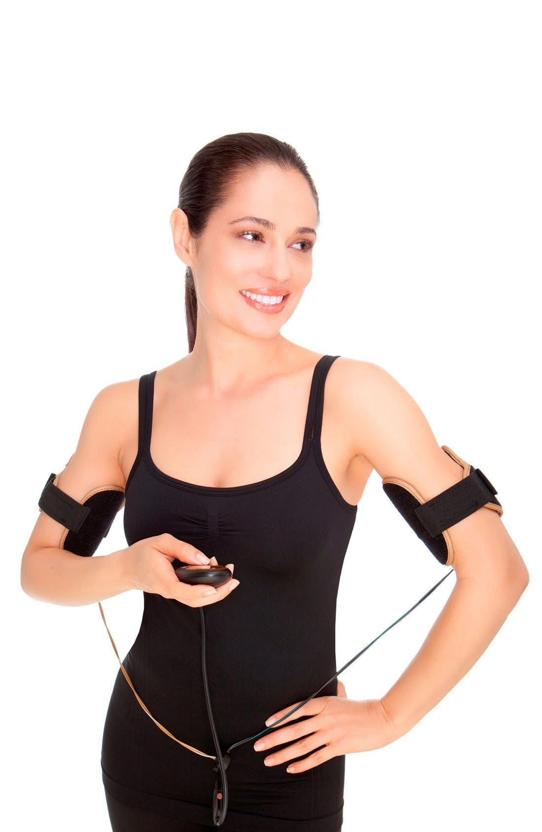 'Slendertone<sup>®</sup> Arms7' Unisex Arm Muscle Trainer,                             Alternate thumbnail 2, color,                             000