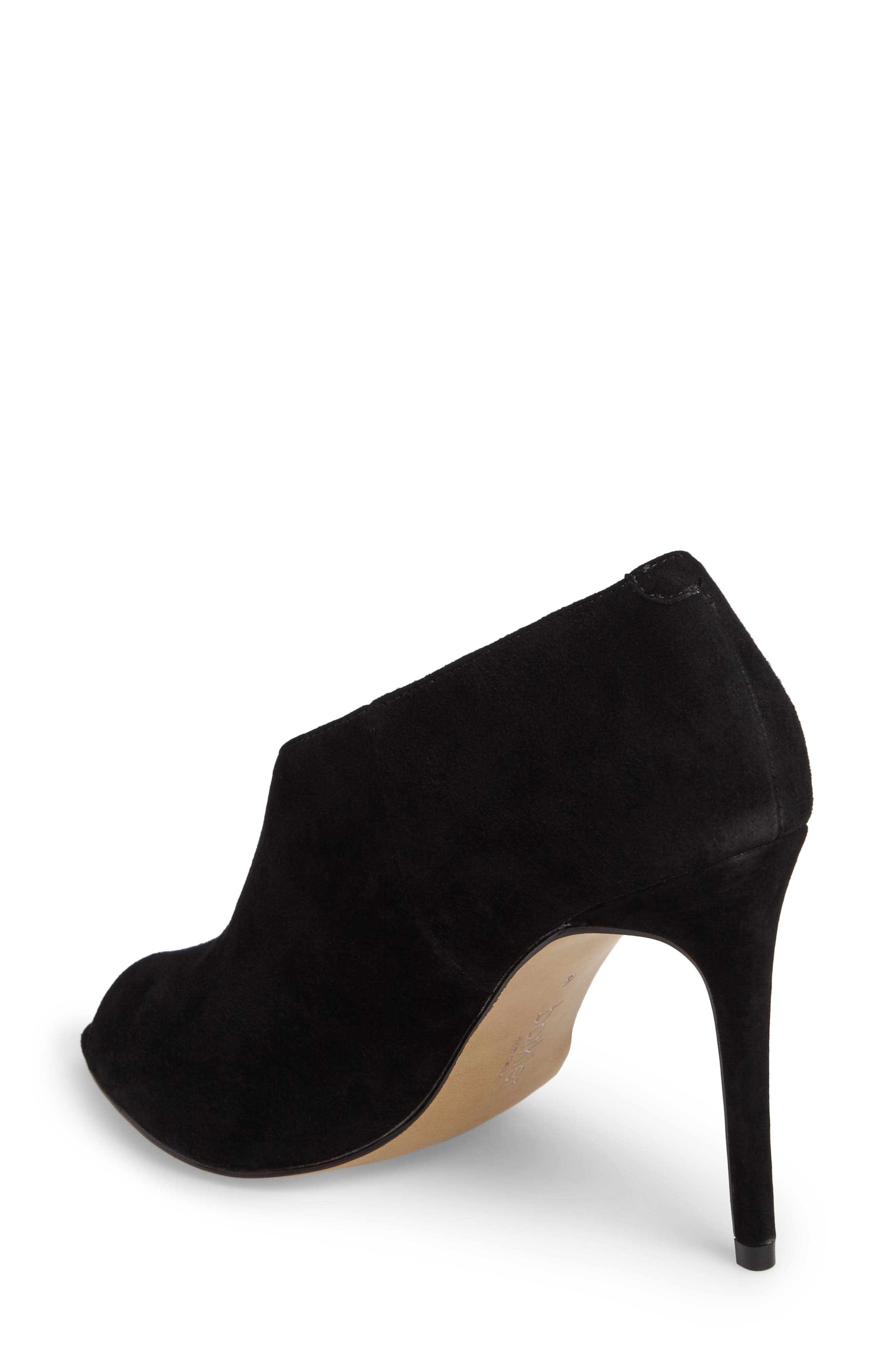 Adelia Asymmetrical Sandal,                             Alternate thumbnail 2, color,                             BLACK