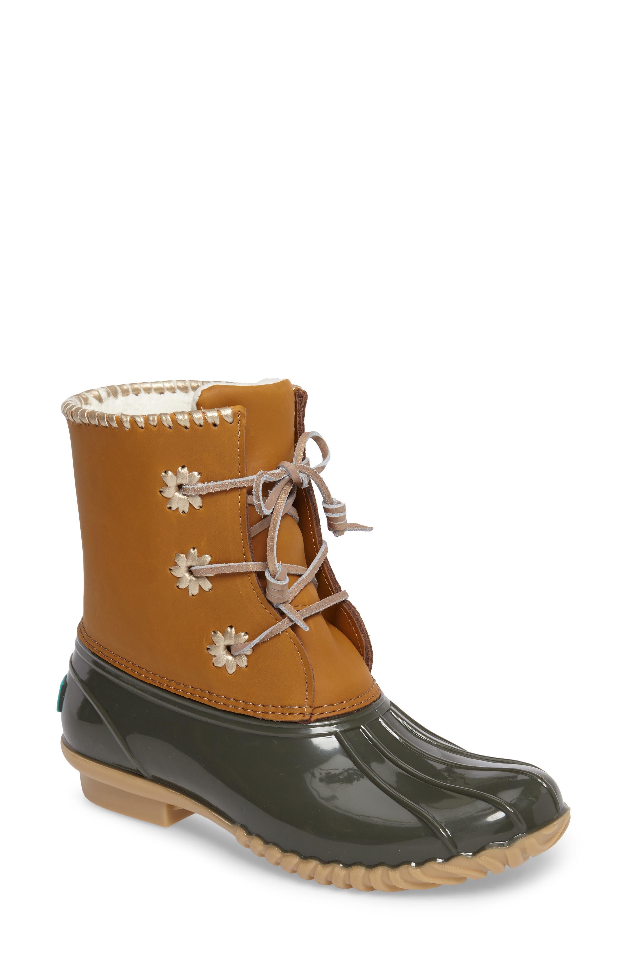 'Chloe' Rain Boot,                             Main thumbnail 4, color,
