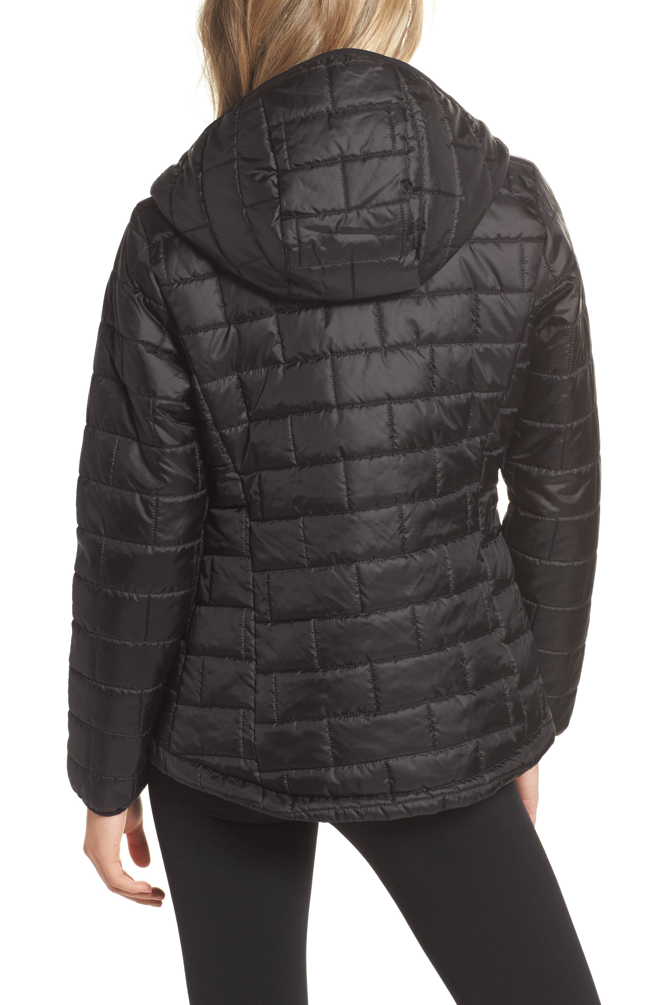 Highland Reversible Water-Resistant & Windproof Quilted Puffer Jacket,                             Alternate thumbnail 6, color,