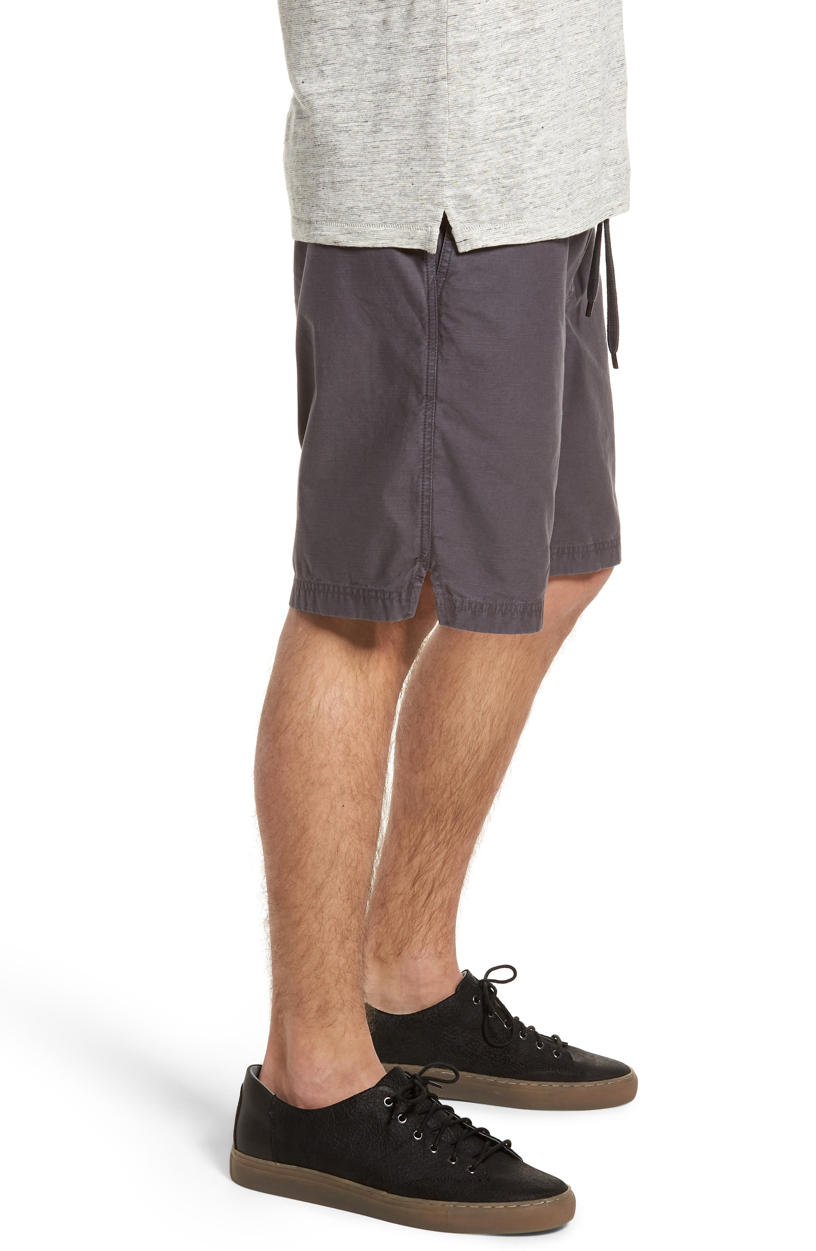 E-Waist Utility Shorts,                             Alternate thumbnail 3, color,                             021