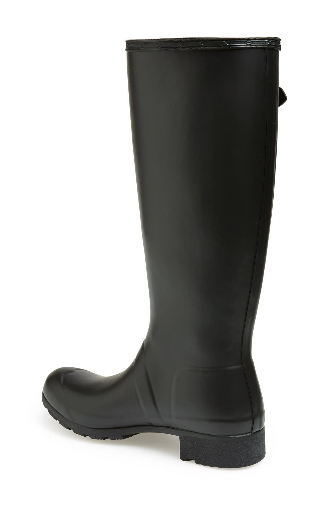 'Tour' Packable Rain Boot,                             Alternate thumbnail 83, color,