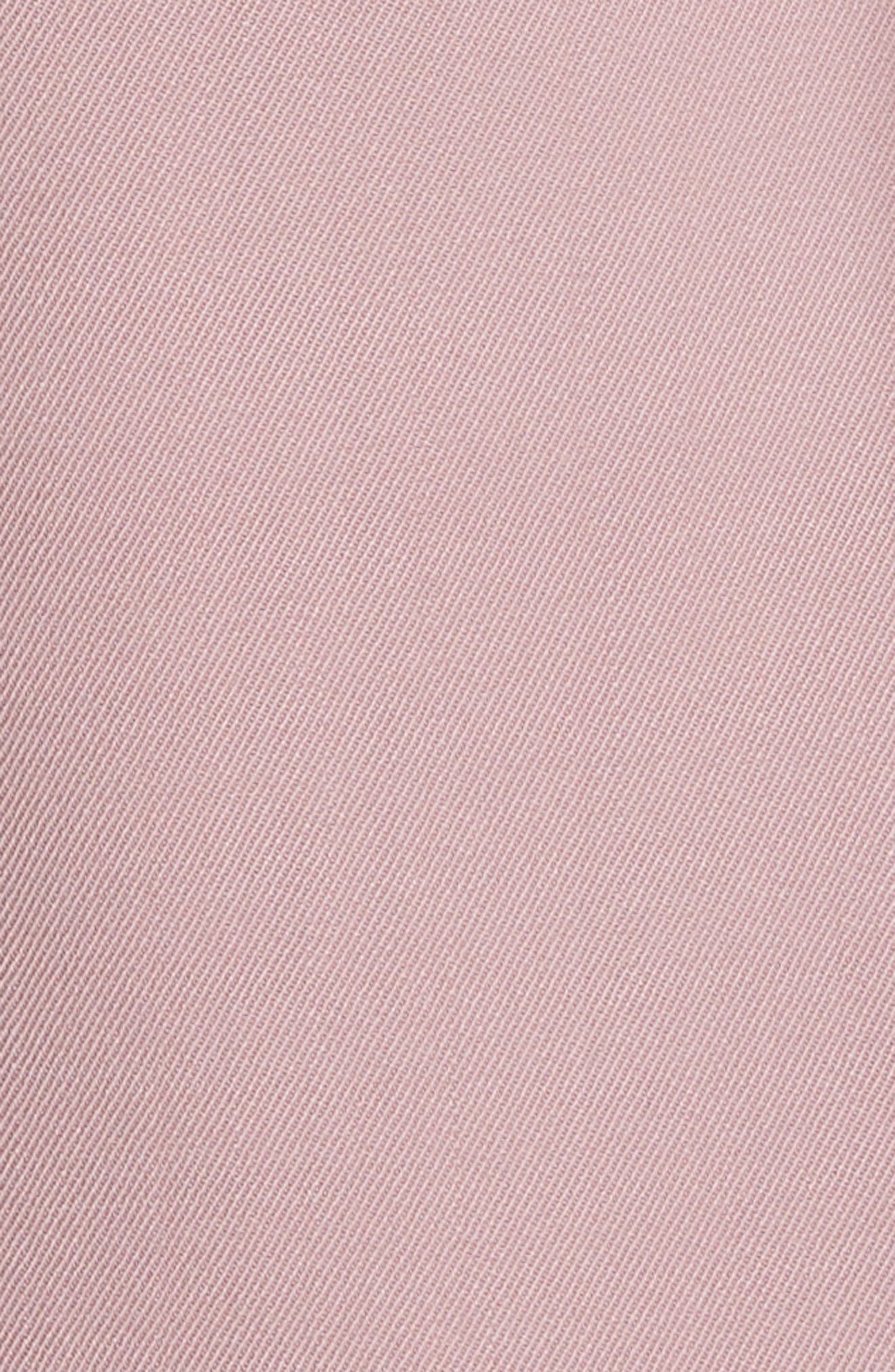 Ruffle Trim Jacket,                             Alternate thumbnail 12, color,