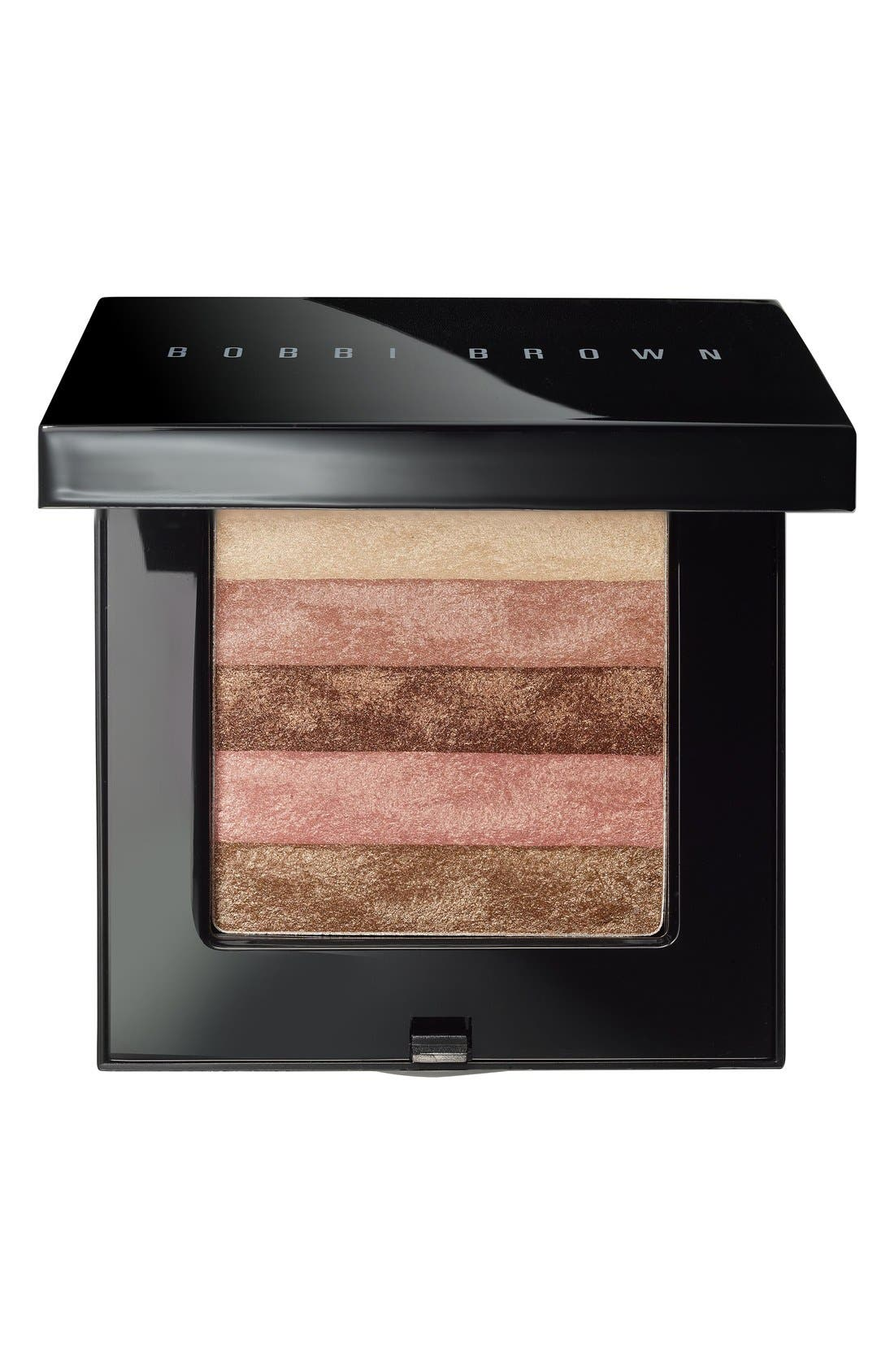 BOBBI BROWN,                             'Telluride - Sunset Pink' Shimmer Brick,                             Main thumbnail 1, color,                             220