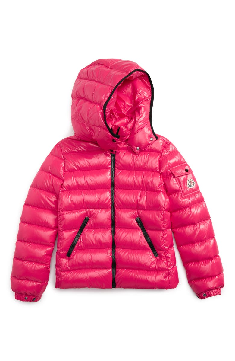 045d5832f937 Moncler Bady Hooded Down Jacket (Toddler Girls