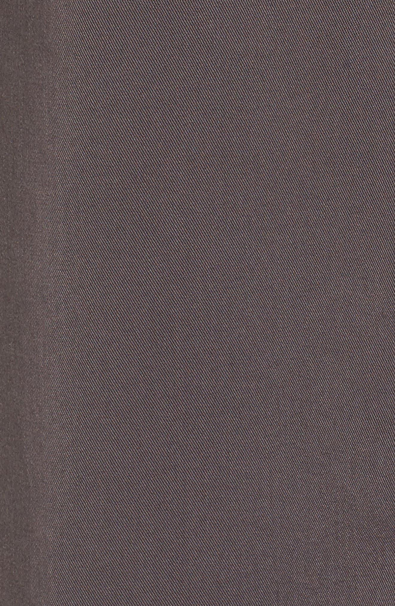 Ella Drape Trench Coat,                             Alternate thumbnail 6, color,                             020
