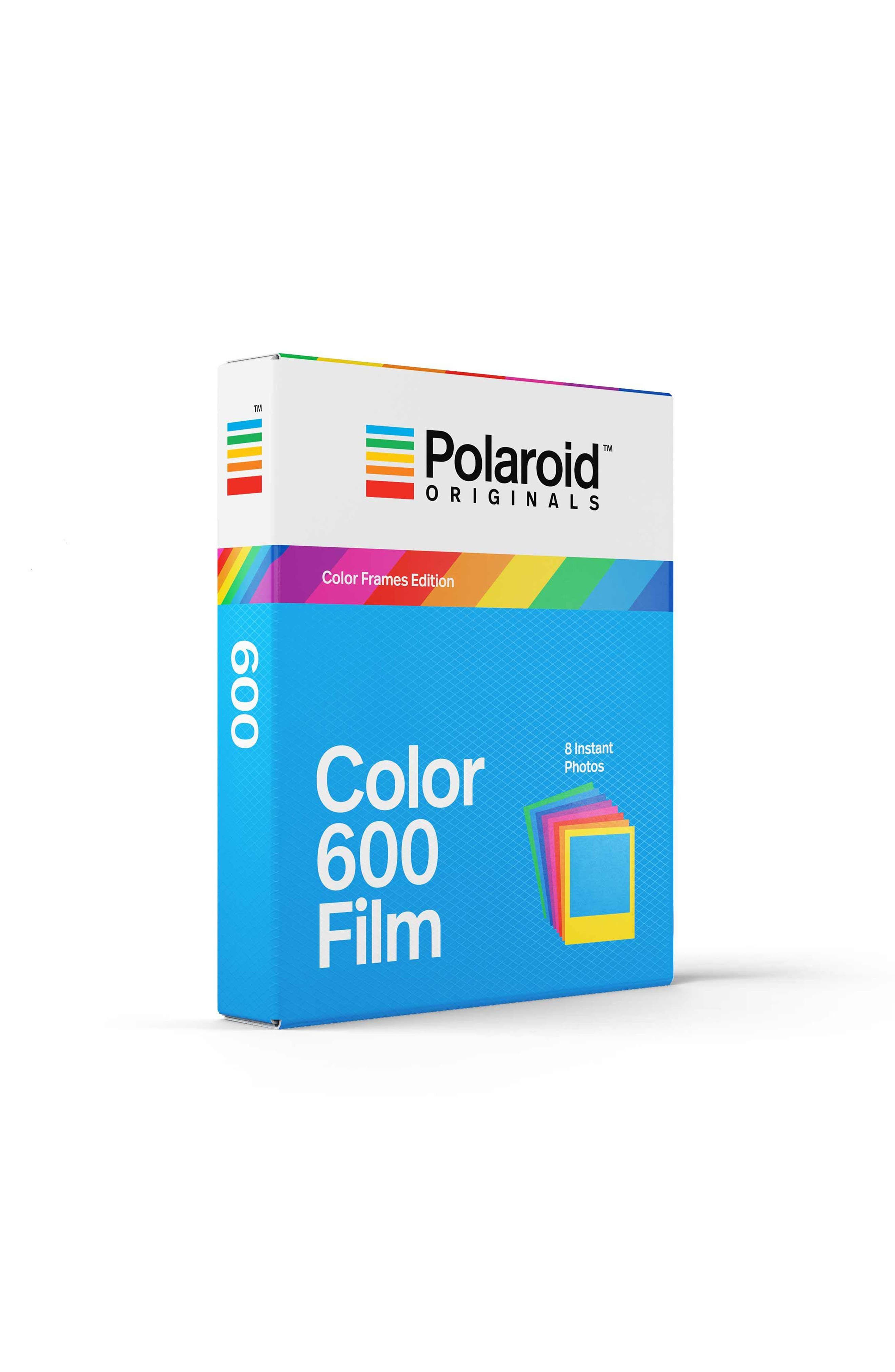 600 Multicolor Frame Instant Film,                             Alternate thumbnail 2, color,                             NONE