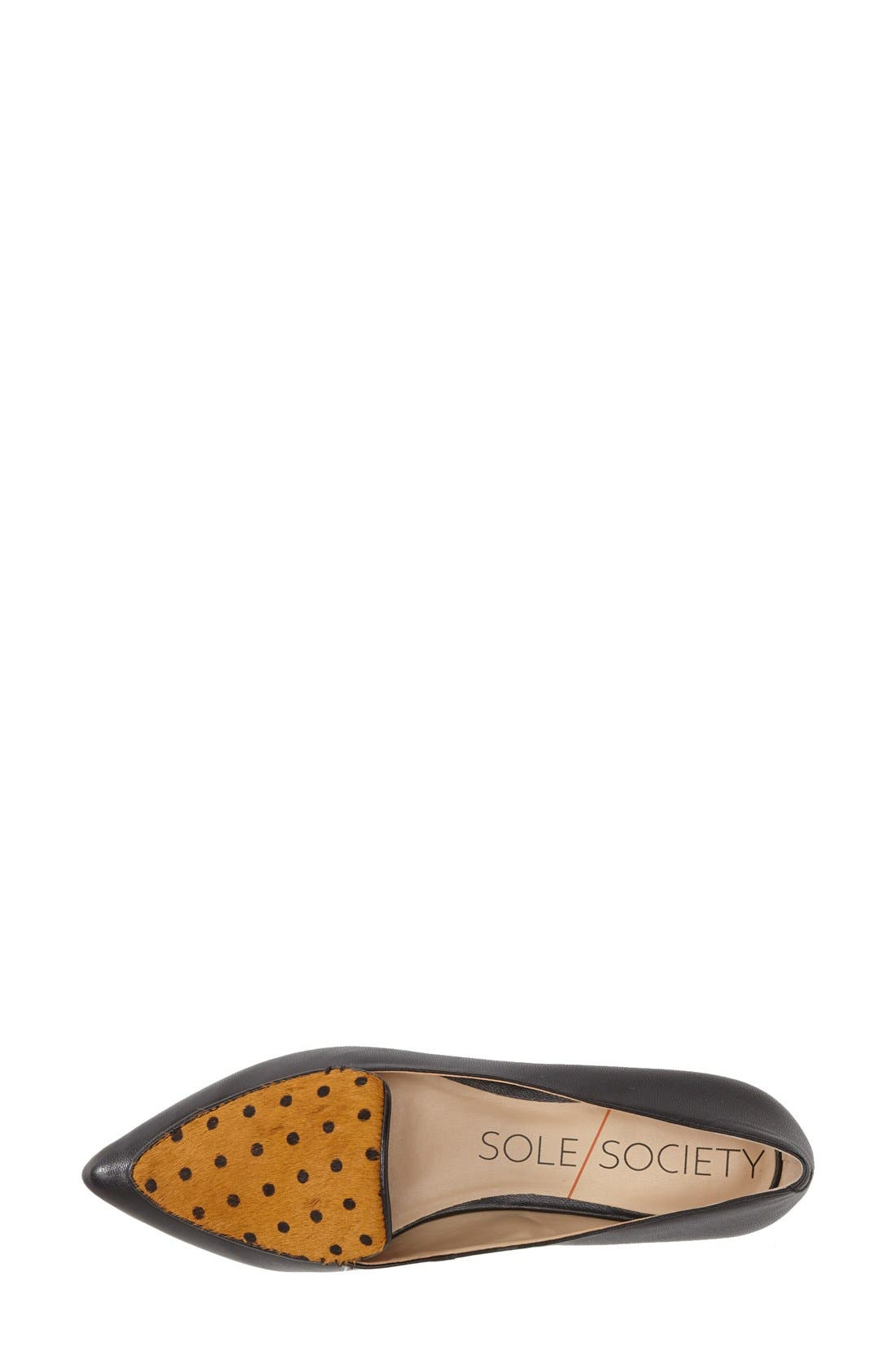 'Cammila' Pointy Toe Loafer,                             Alternate thumbnail 29, color,