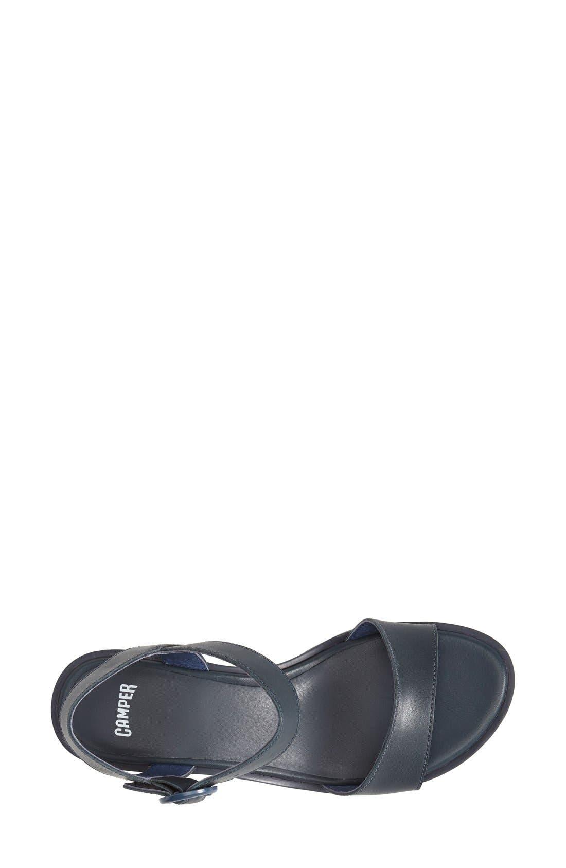 'Damas' Wedge Sandal,                             Alternate thumbnail 21, color,