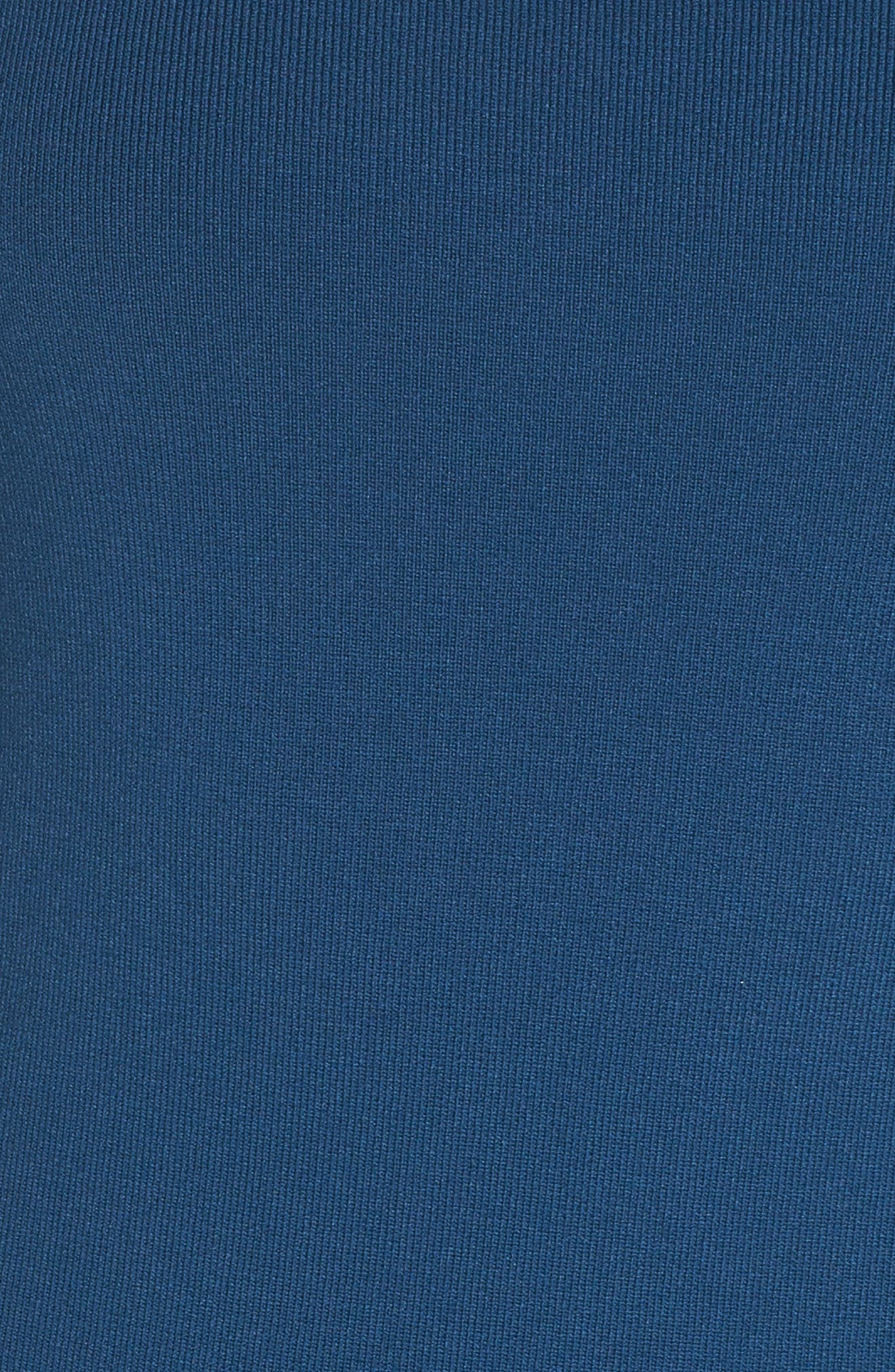 Studded Asymmetrical Dress,                             Alternate thumbnail 10, color,