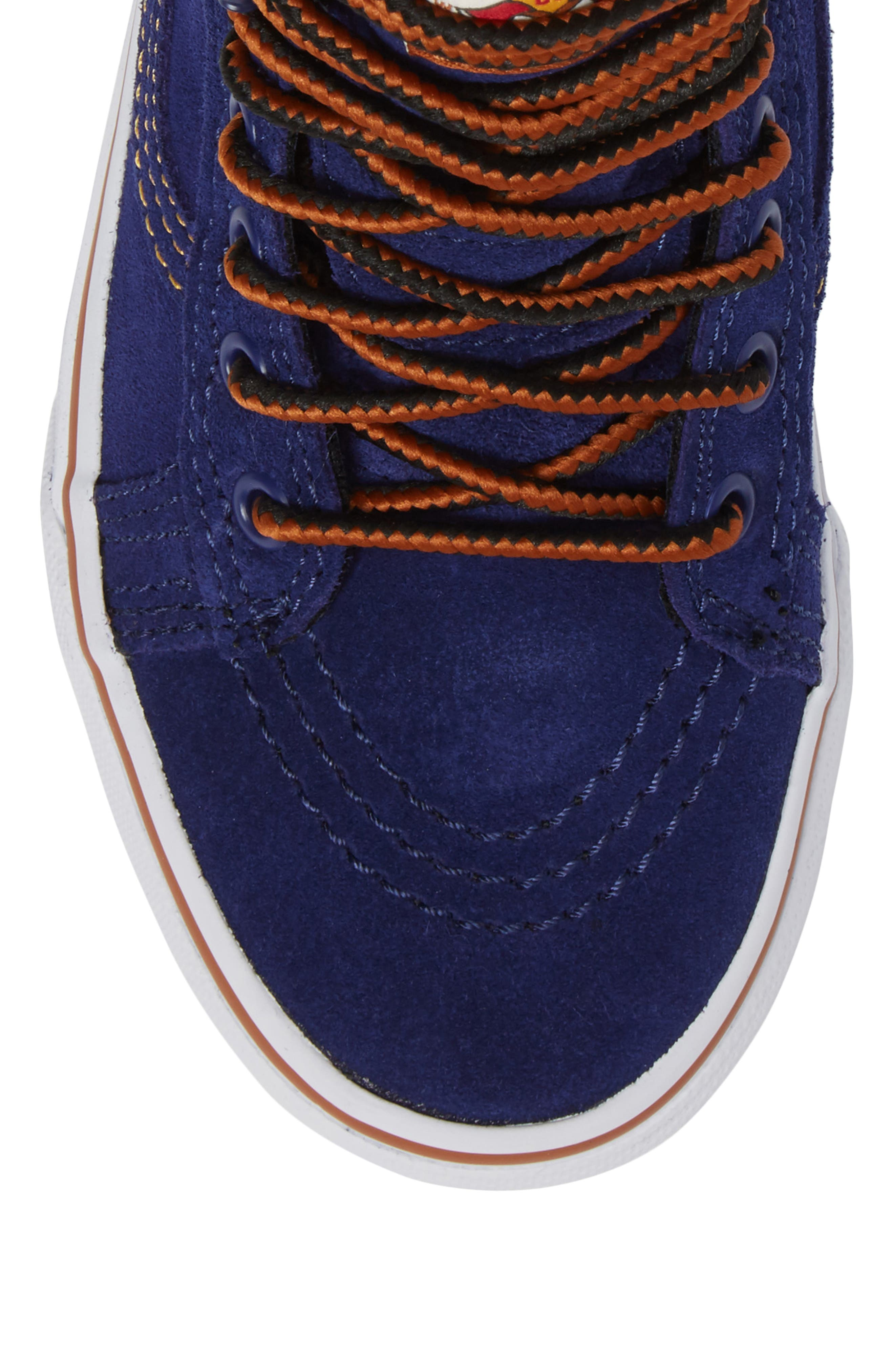 SK8-Hi Sneaker,                             Alternate thumbnail 40, color,