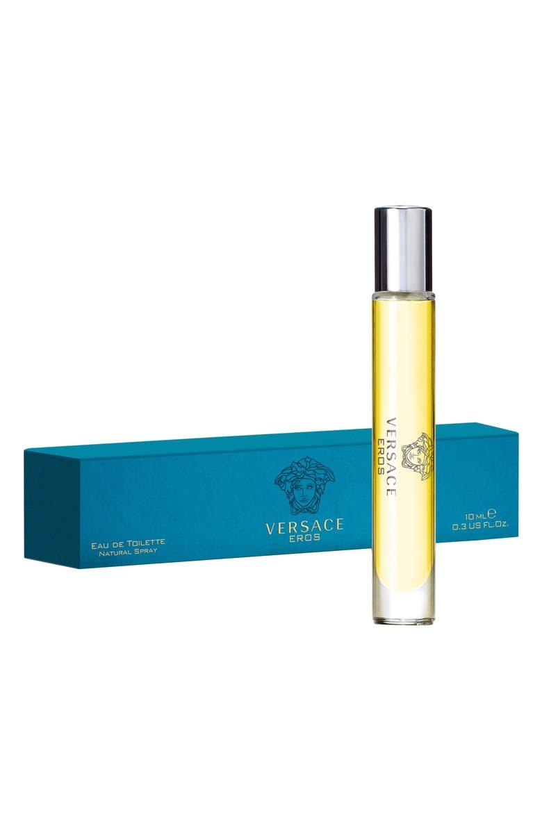 7abae2888599 Versace  Eros  Eau de Toilette Travel Spray