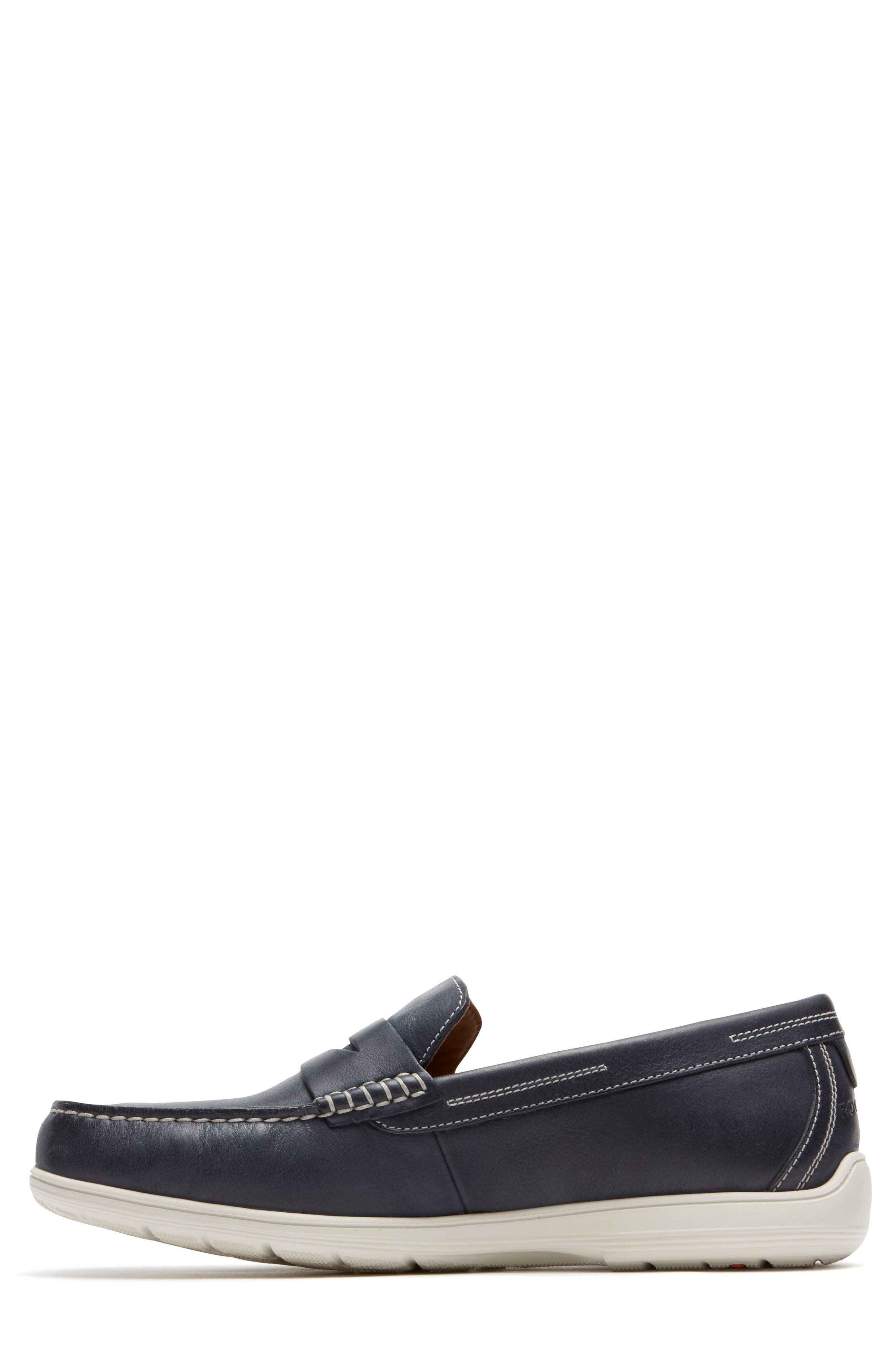 Total Motion Penny Loafer,                             Alternate thumbnail 6, color,