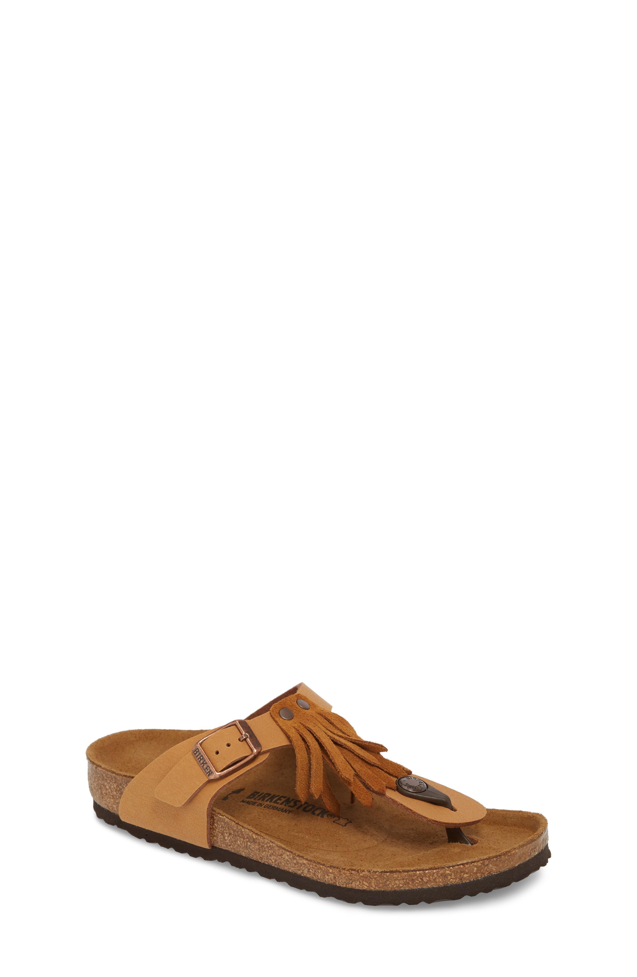 Gizeh Fringe Sandal,                             Main thumbnail 1, color,                             200