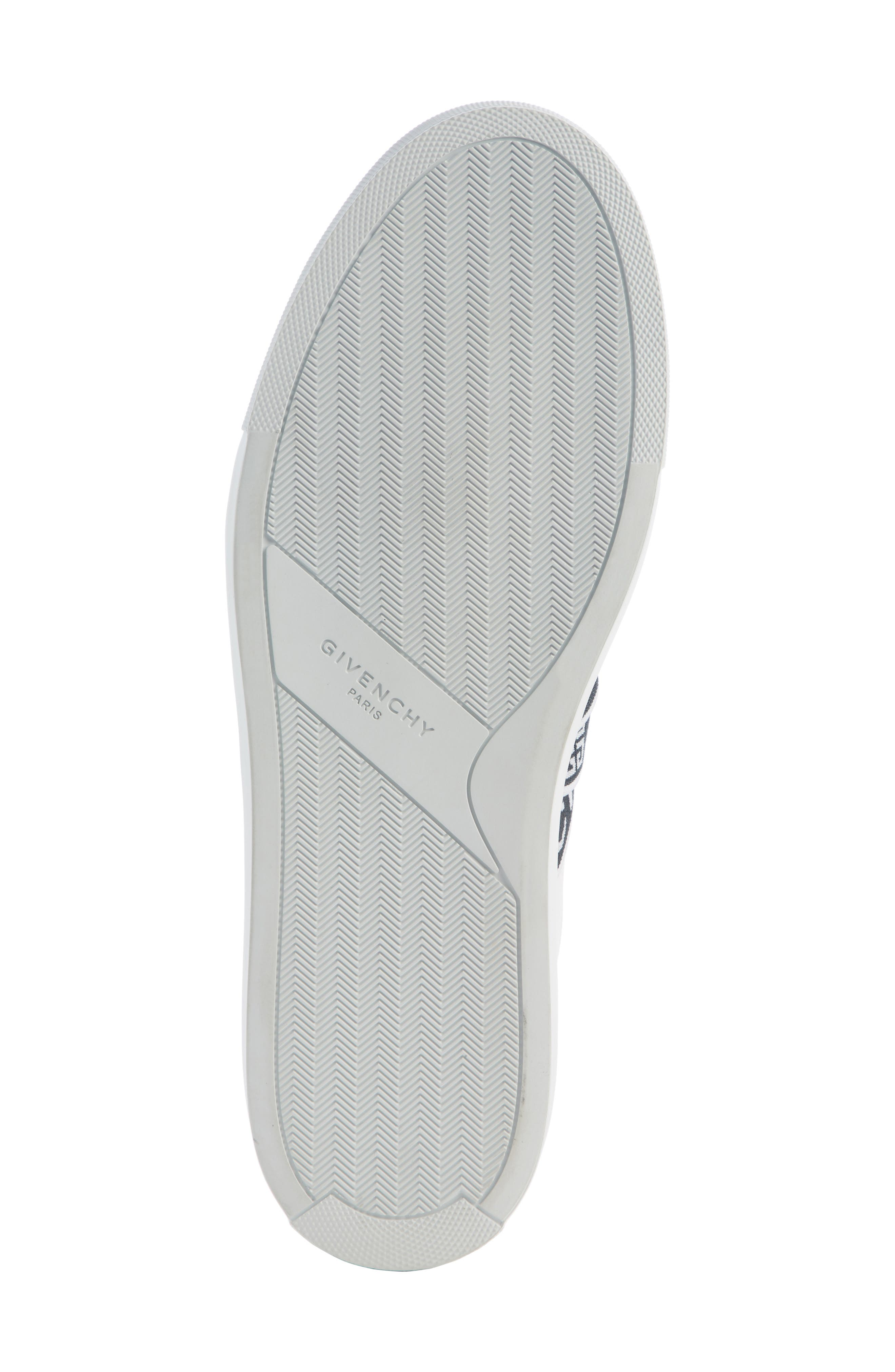 Urban Street Slip-On,                             Alternate thumbnail 5, color,                             WHITE/ BLACK