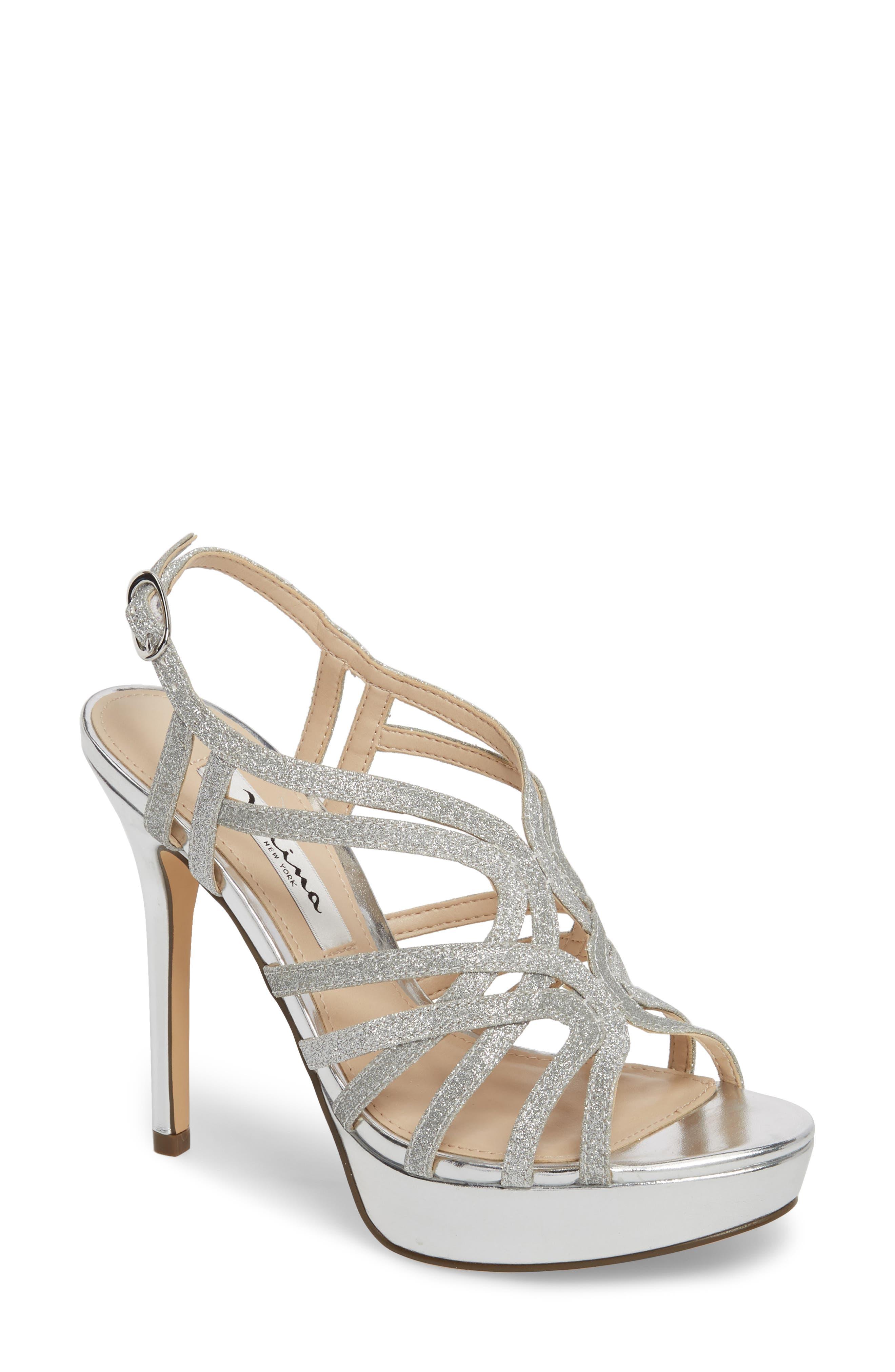 Solina Platform Sandal,                         Main,                         color,