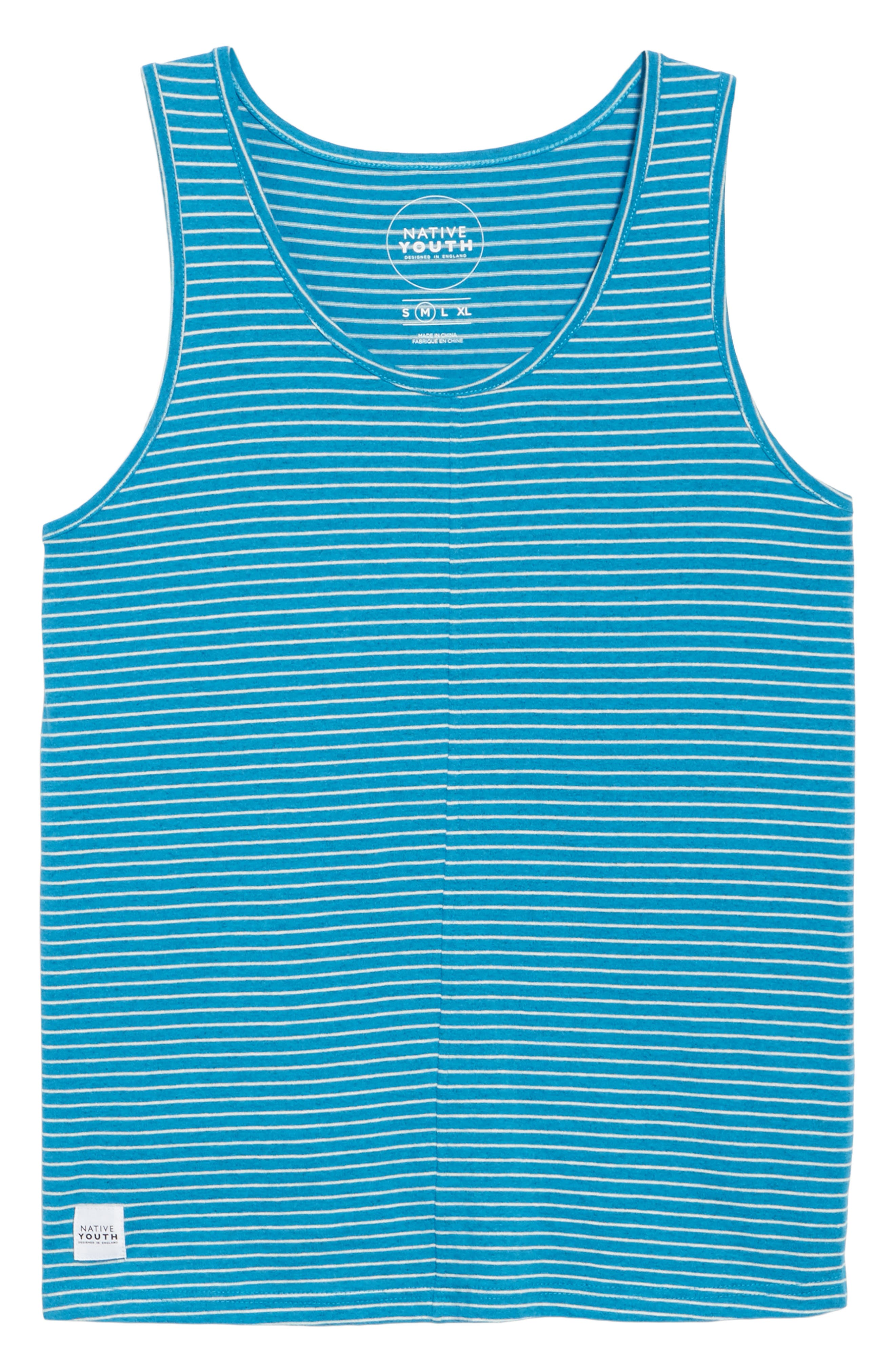 Boost Tank,                             Alternate thumbnail 6, color,                             TEAL