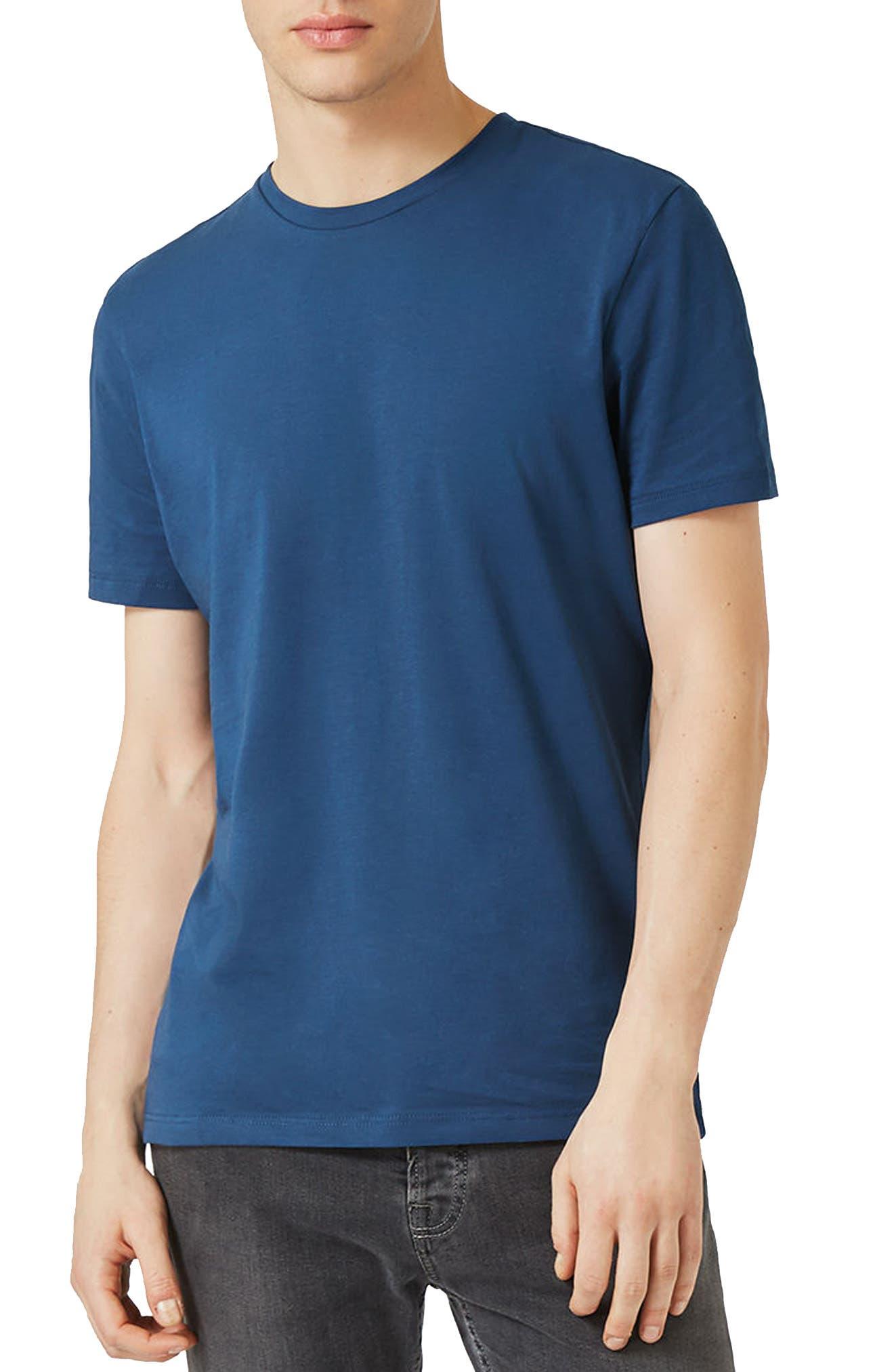 Slim Fit Crewneck T-Shirt,                             Main thumbnail 62, color,