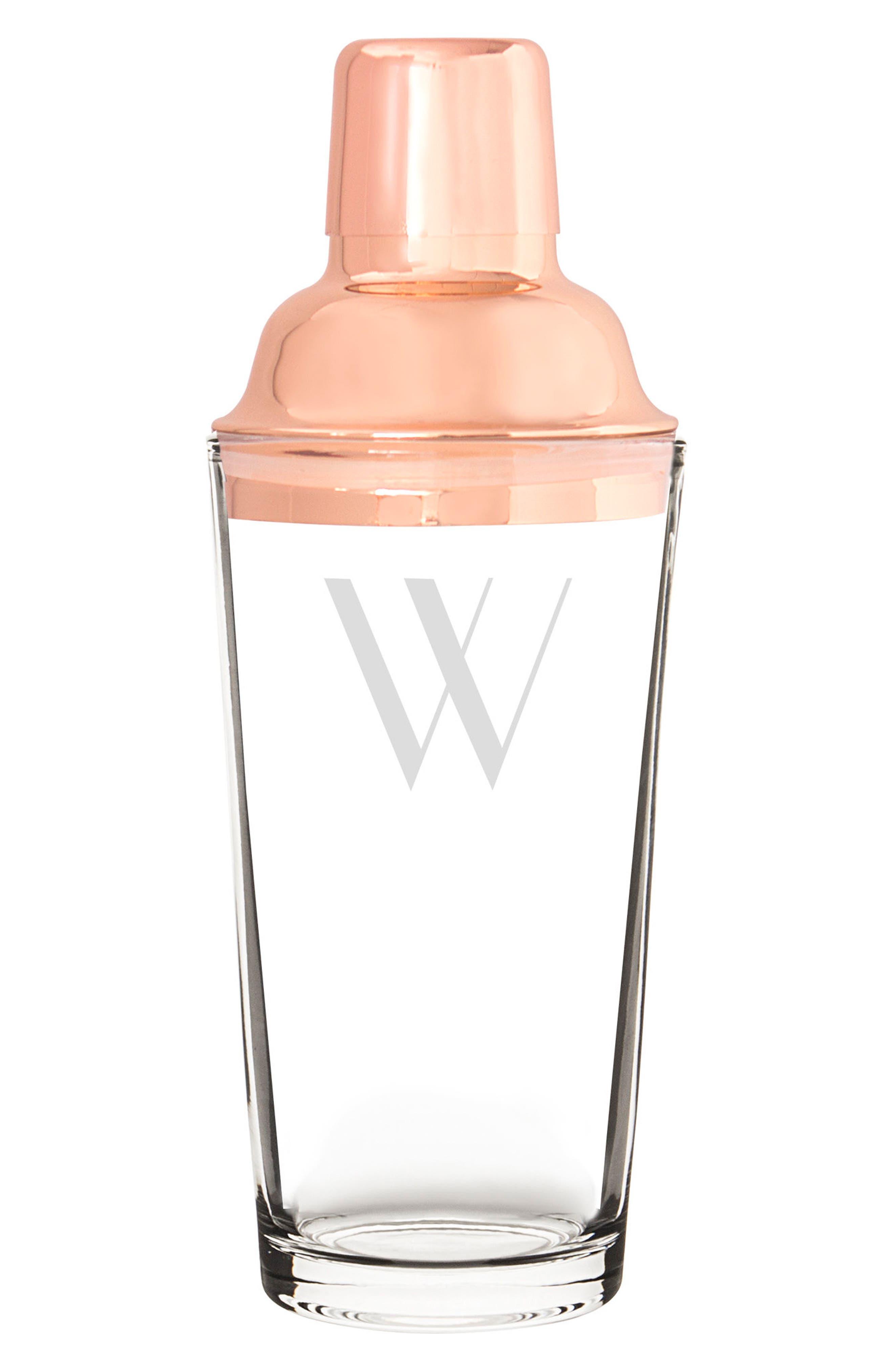 Monogram Coppertone Cocktail Shaker,                             Main thumbnail 24, color,